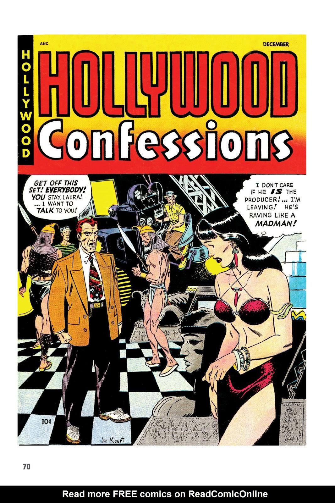 Read online The Joe Kubert Archives comic -  Issue # TPB (Part 1) - 81