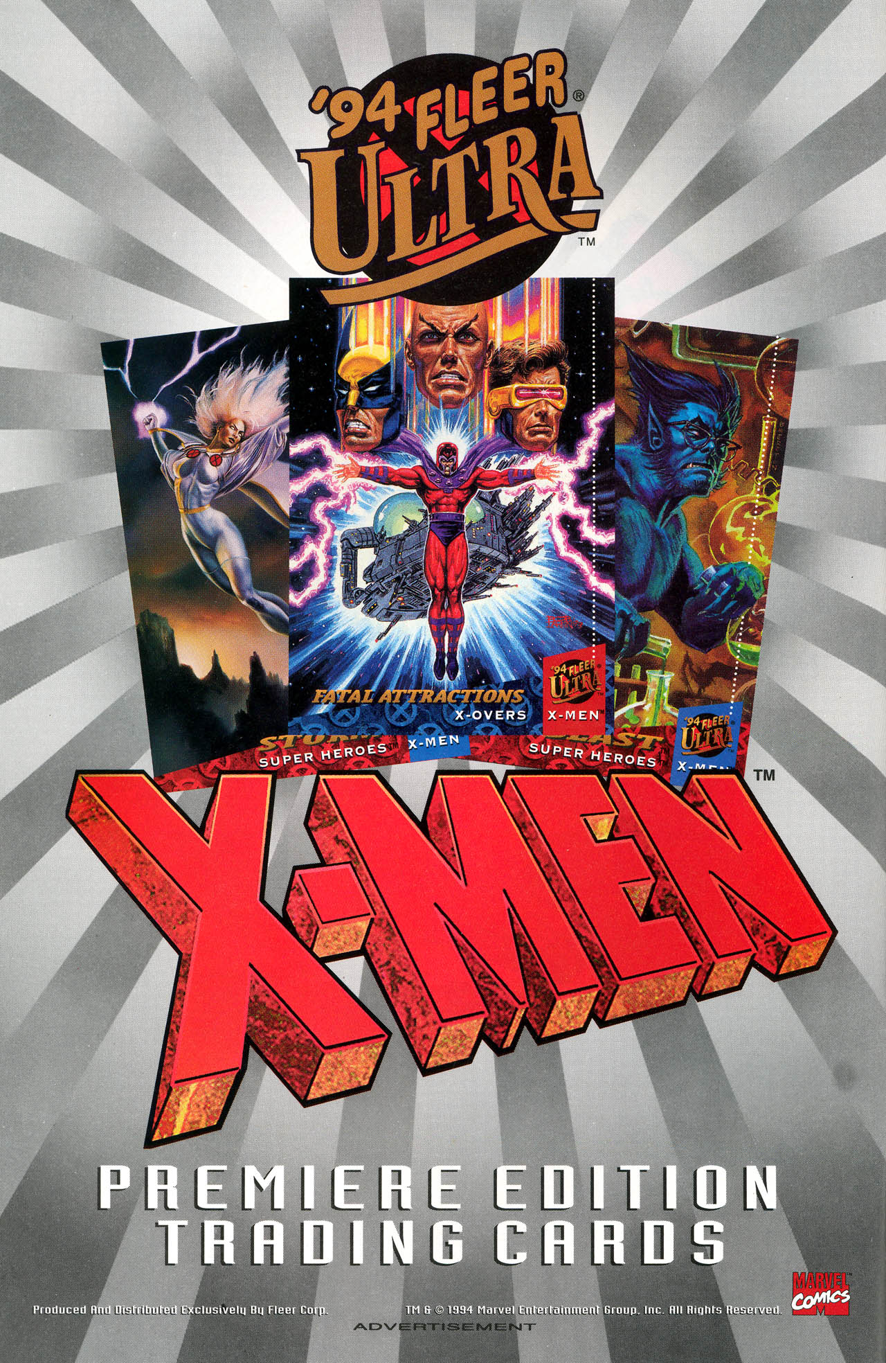 Read online X-Force (1991) comic -  Issue #31 - 2
