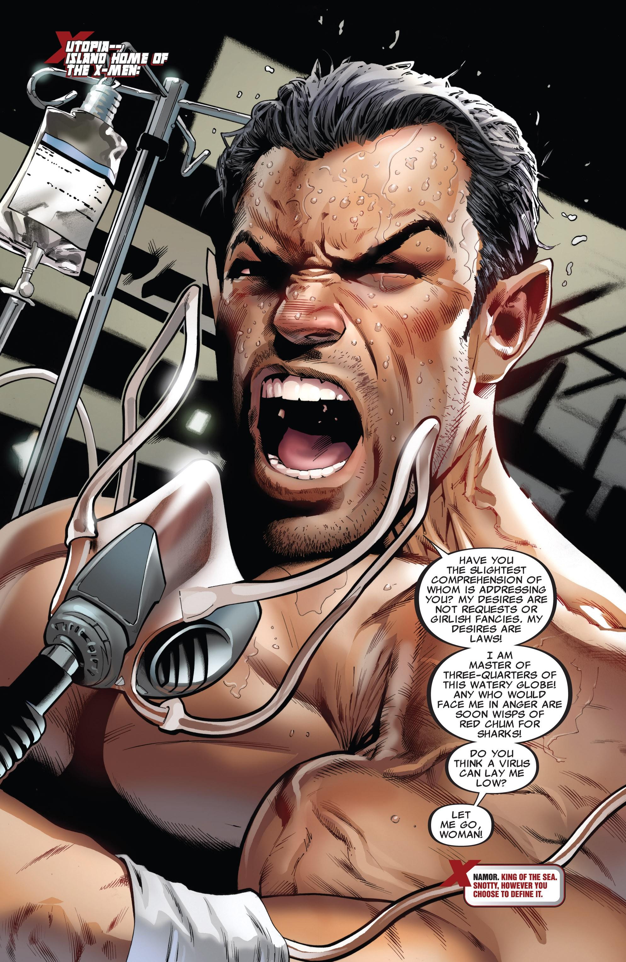 Read online Uncanny X-Men (1963) comic -  Issue #531 - 3