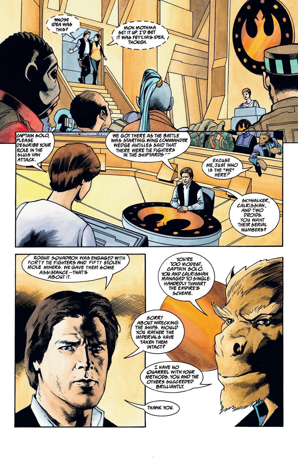 Read online Star Wars Legends: The New Republic - Epic Collection comic -  Issue # TPB 4 (Part 2) - 60