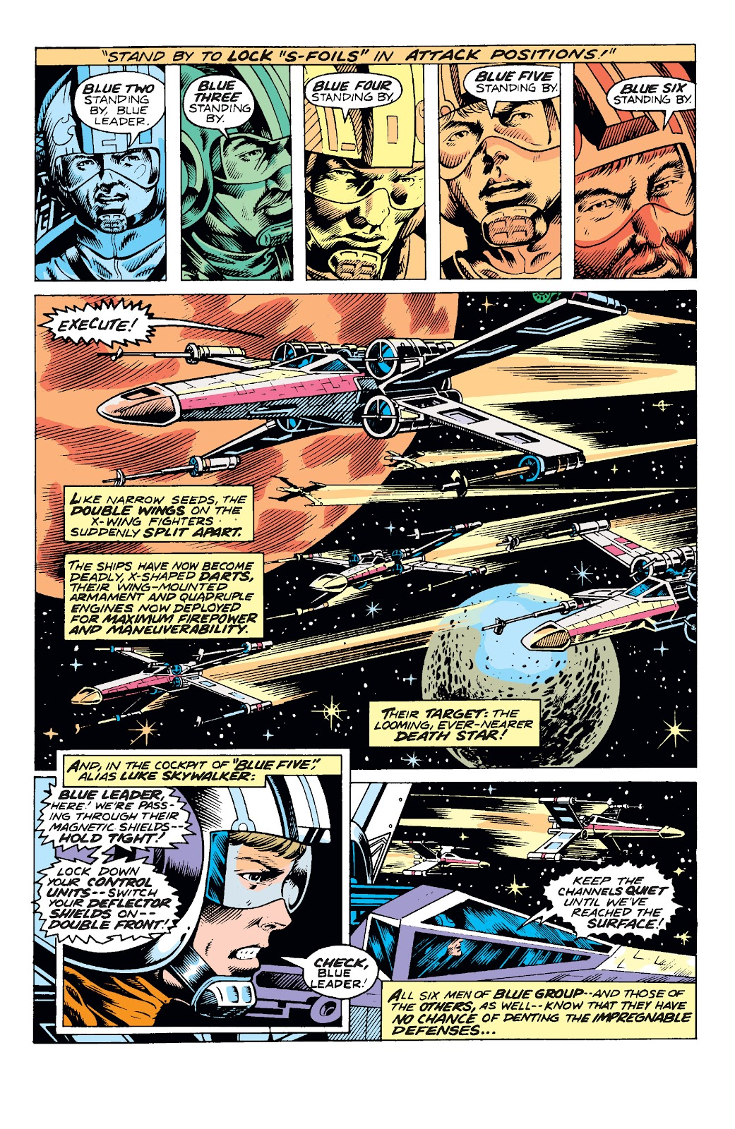 Read online Star Wars Legends: The Original Marvel Years - Epic Collection comic -  Issue # TPB 1 (Part 2) - 1