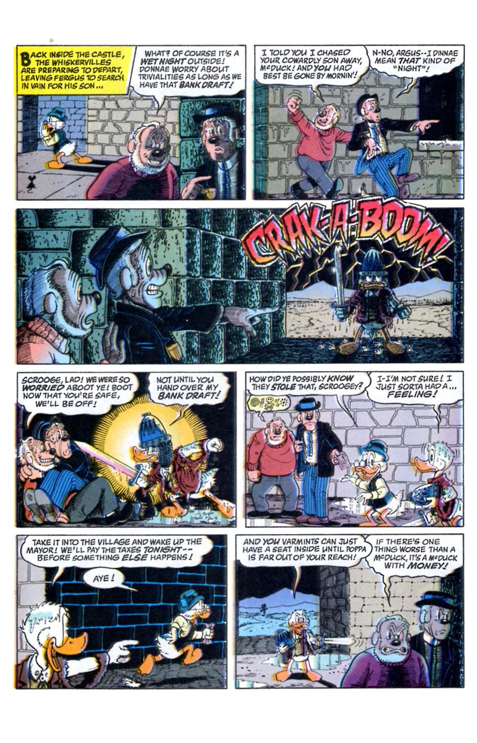 Read online Uncle Scrooge (1953) comic -  Issue #289 - 15