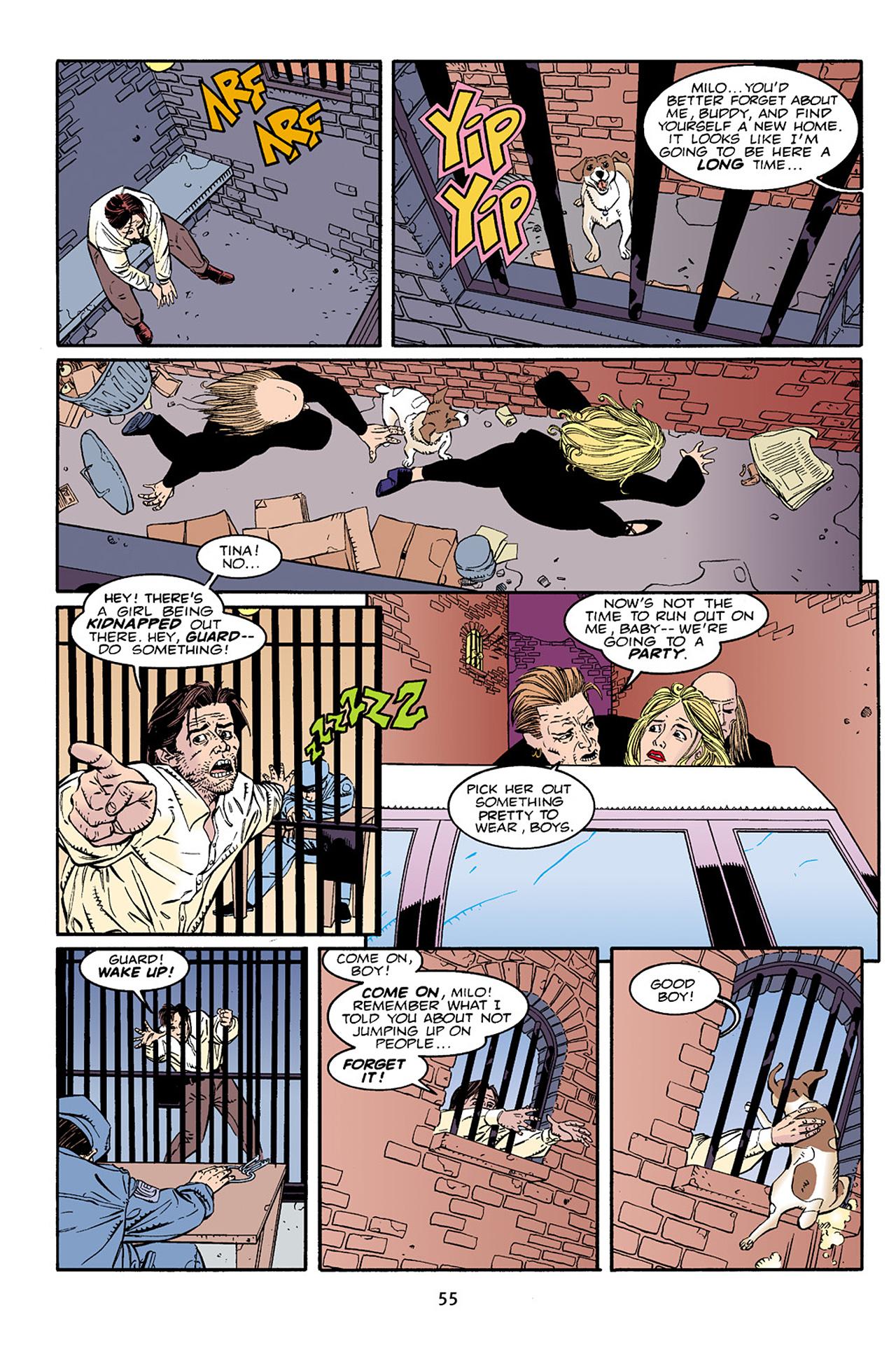 Read online Adventures Of The Mask Omnibus comic -  Issue #Adventures Of The Mask Omnibus Full - 55
