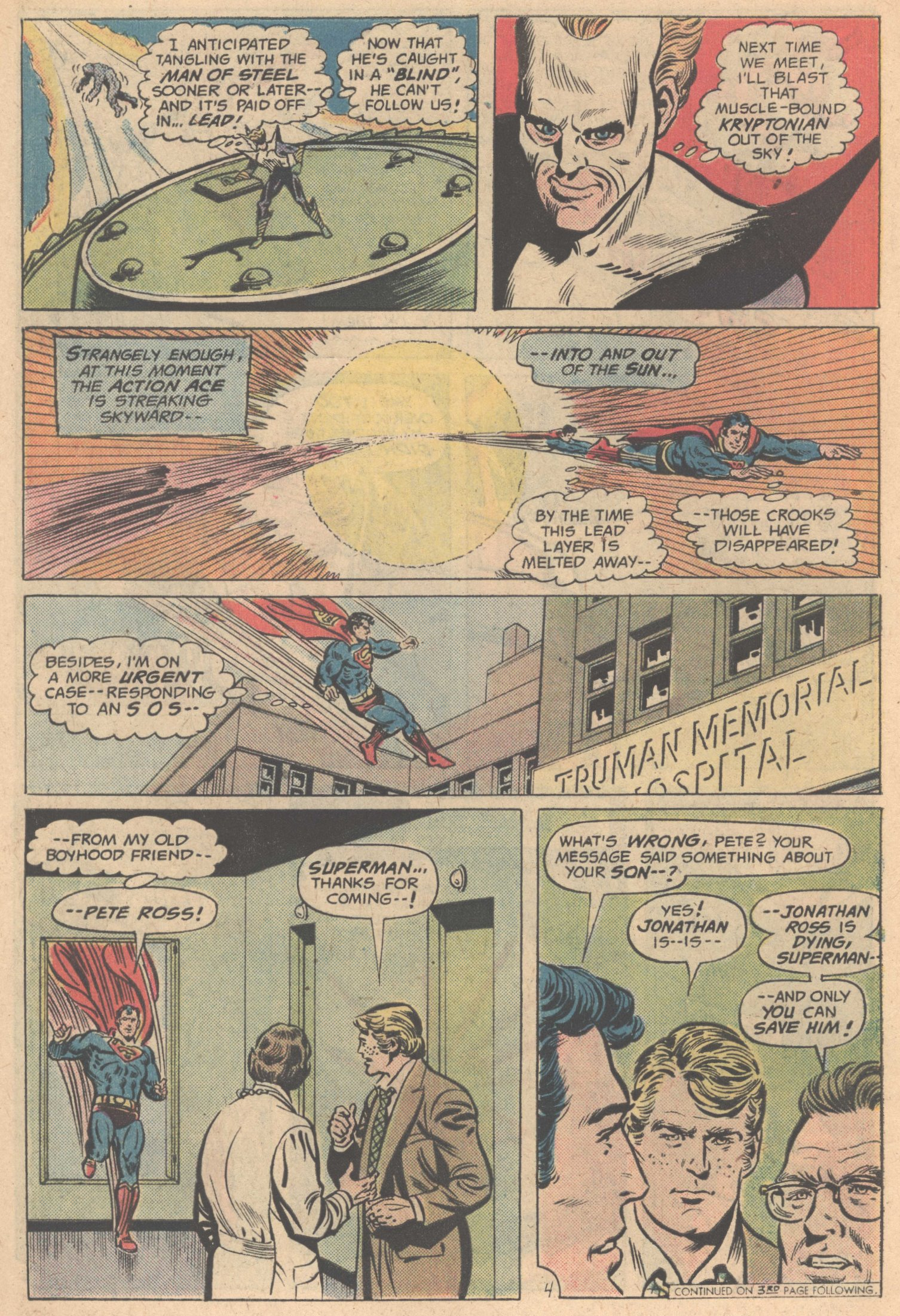 Read online Action Comics (1938) comic -  Issue #457 - 6