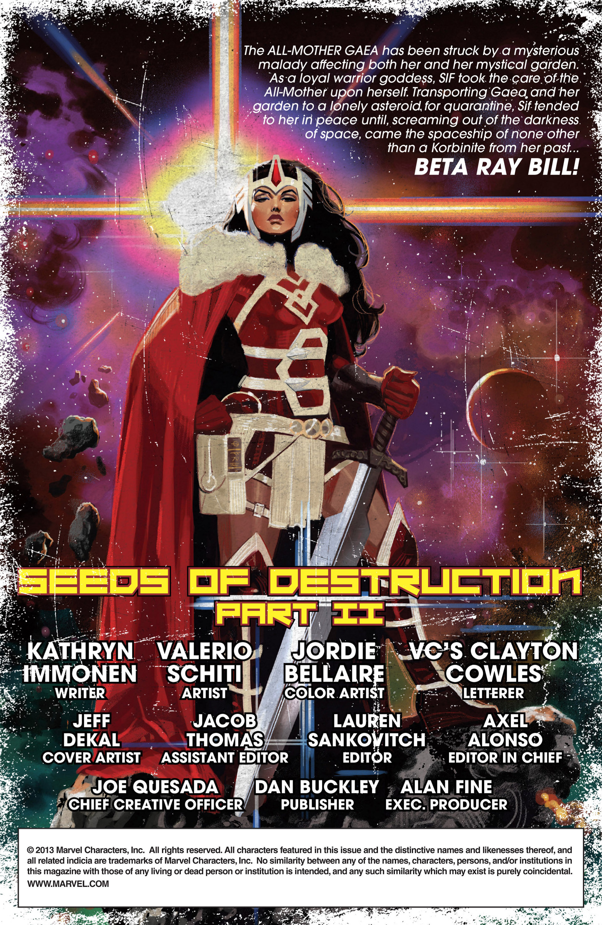 Read online Journey into Mystery (2011) comic -  Issue #653 - 2