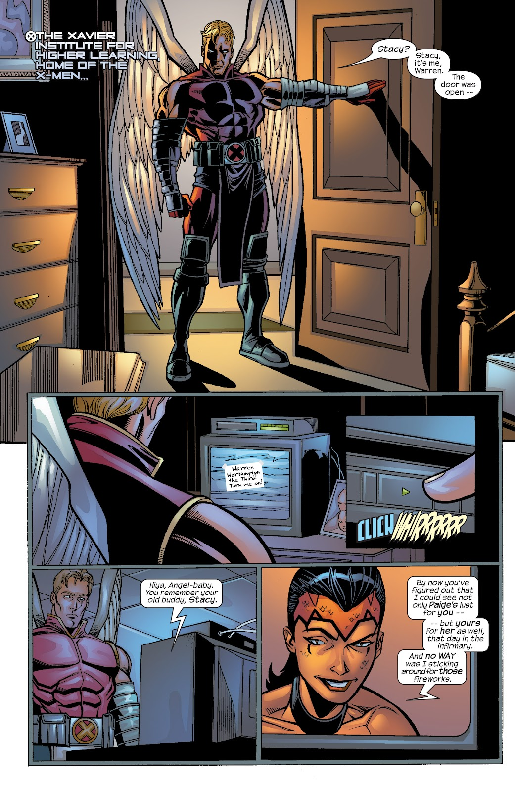 Read online X-Men: Unstoppable comic -  Issue # TPB (Part 4) - 42