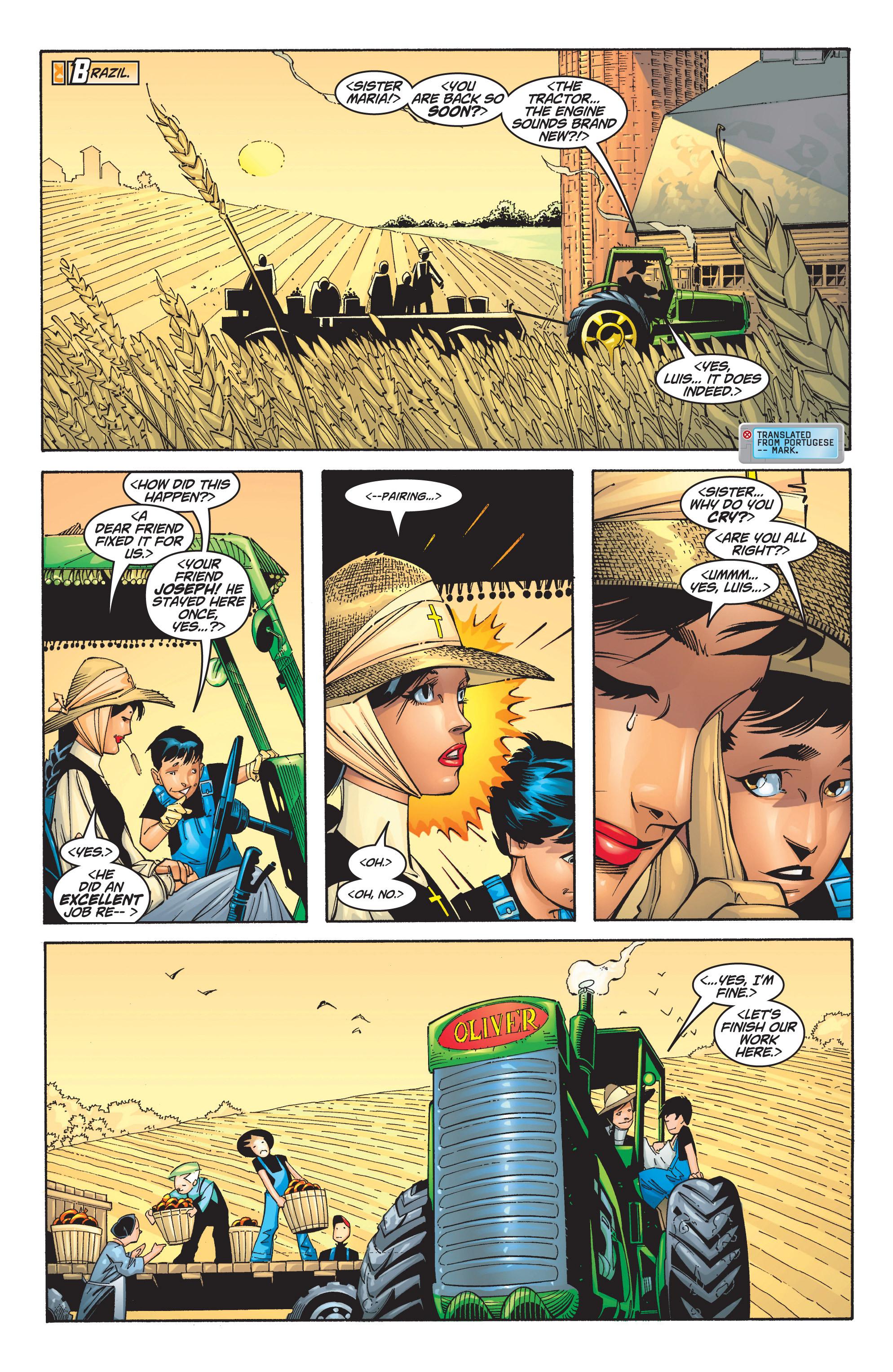 Read online Uncanny X-Men (1963) comic -  Issue #368 - 17