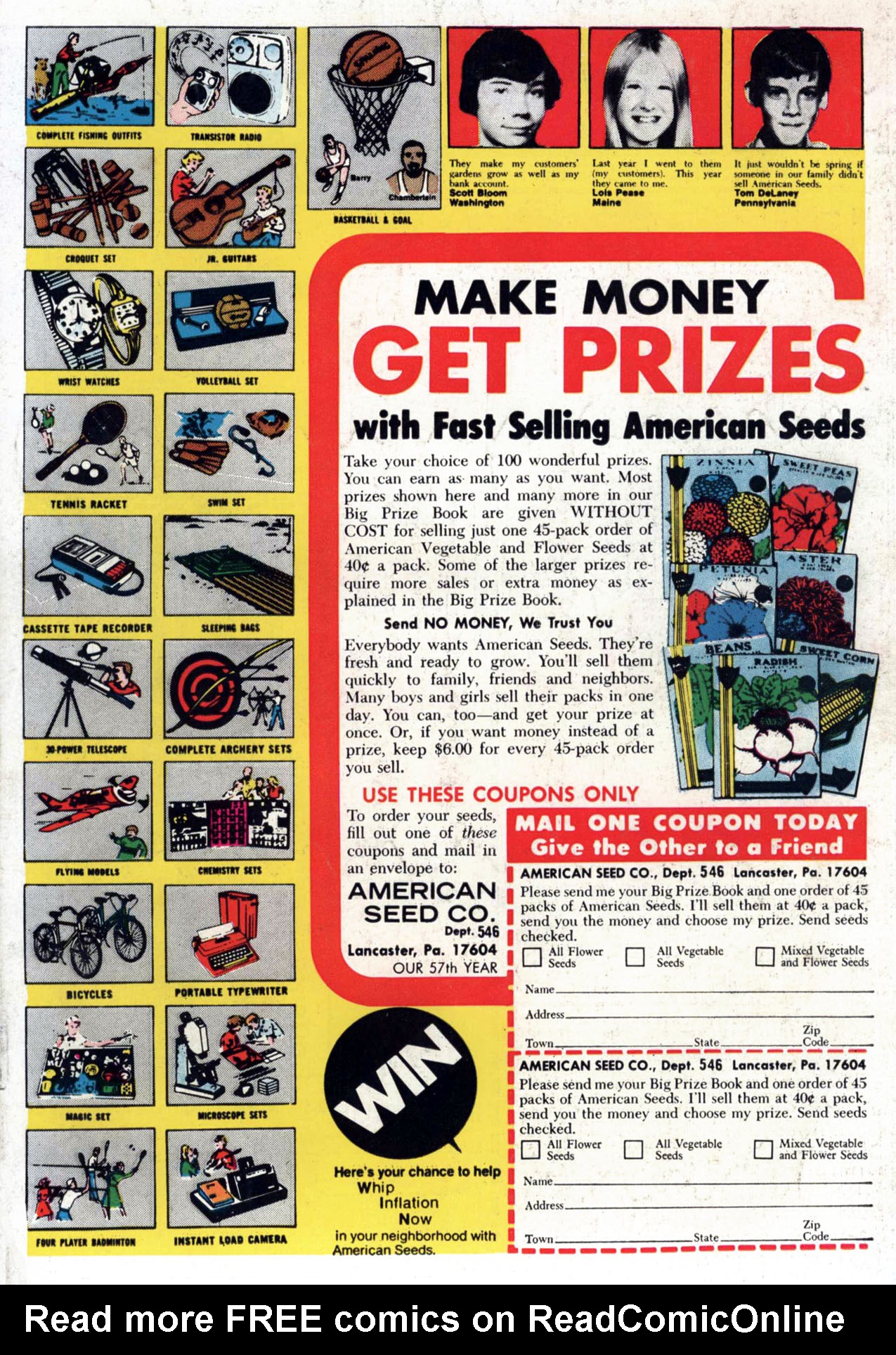 Read online Amazing Adventures (1970) comic -  Issue #30 - 35