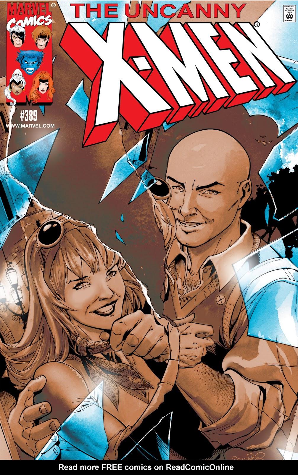Uncanny X-Men (1963) 389 Page 1