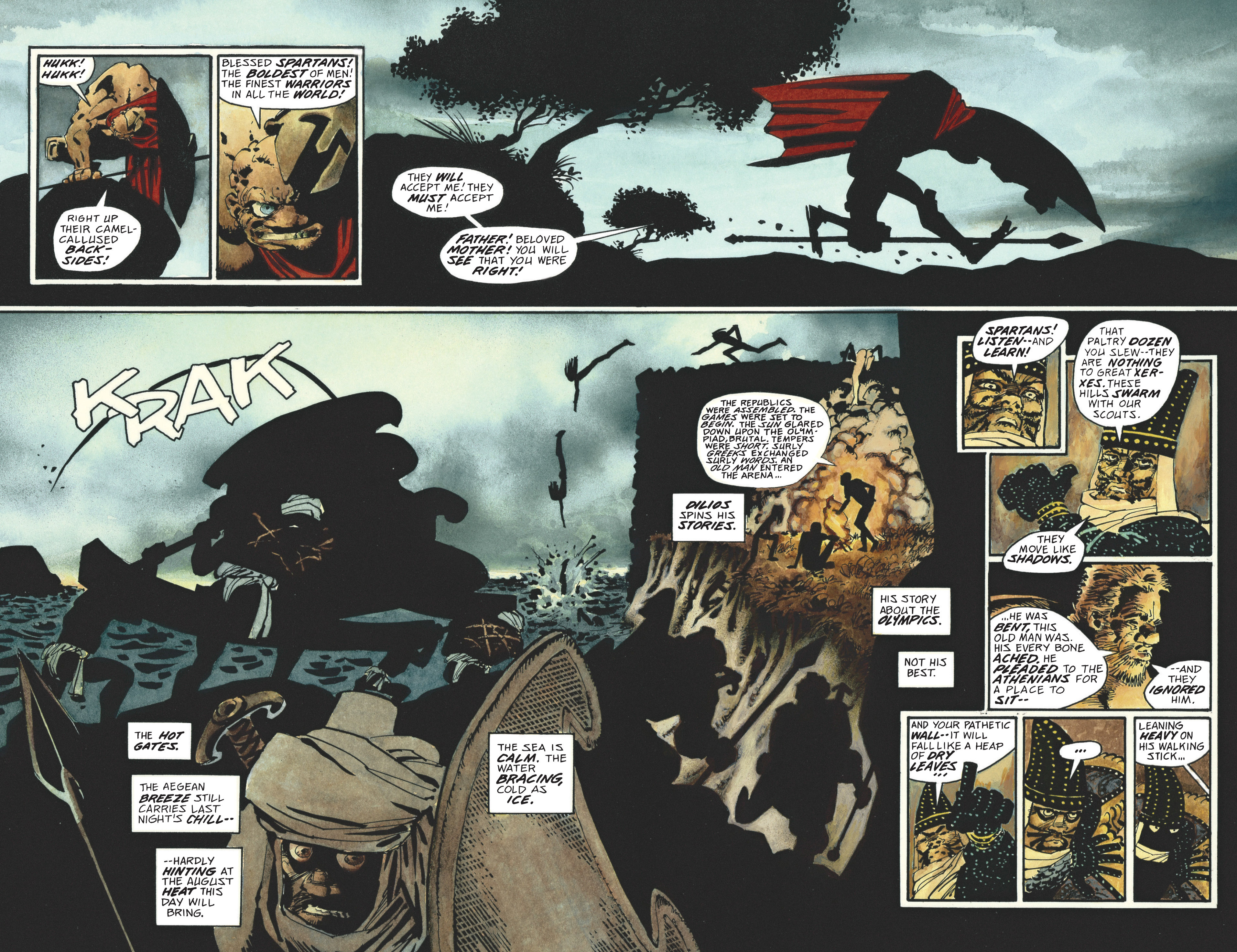 Read online 300 comic -  Issue #300 TPB - 39