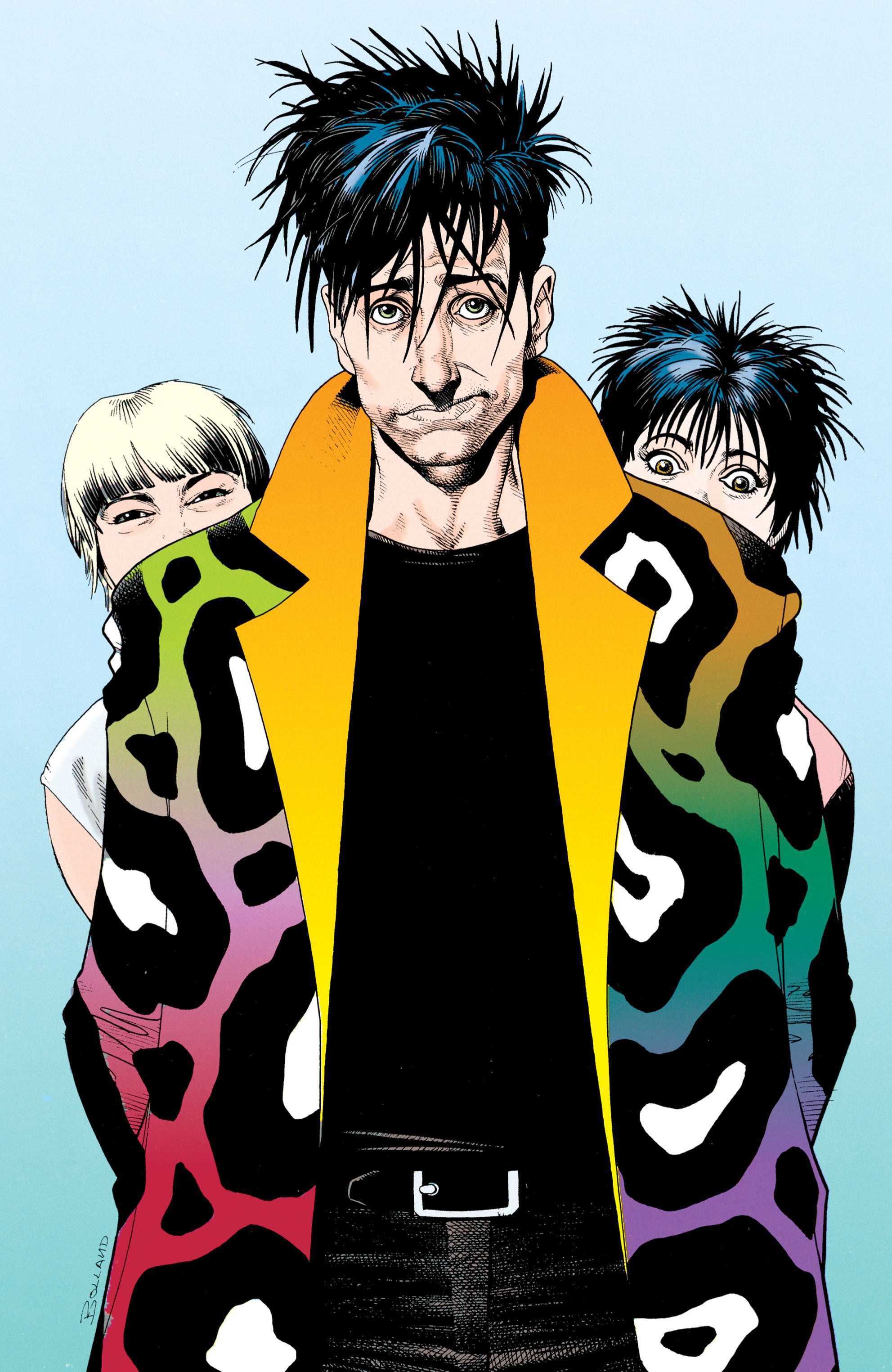 Read online Shade, the Changing Man comic -  Issue #50 - 35
