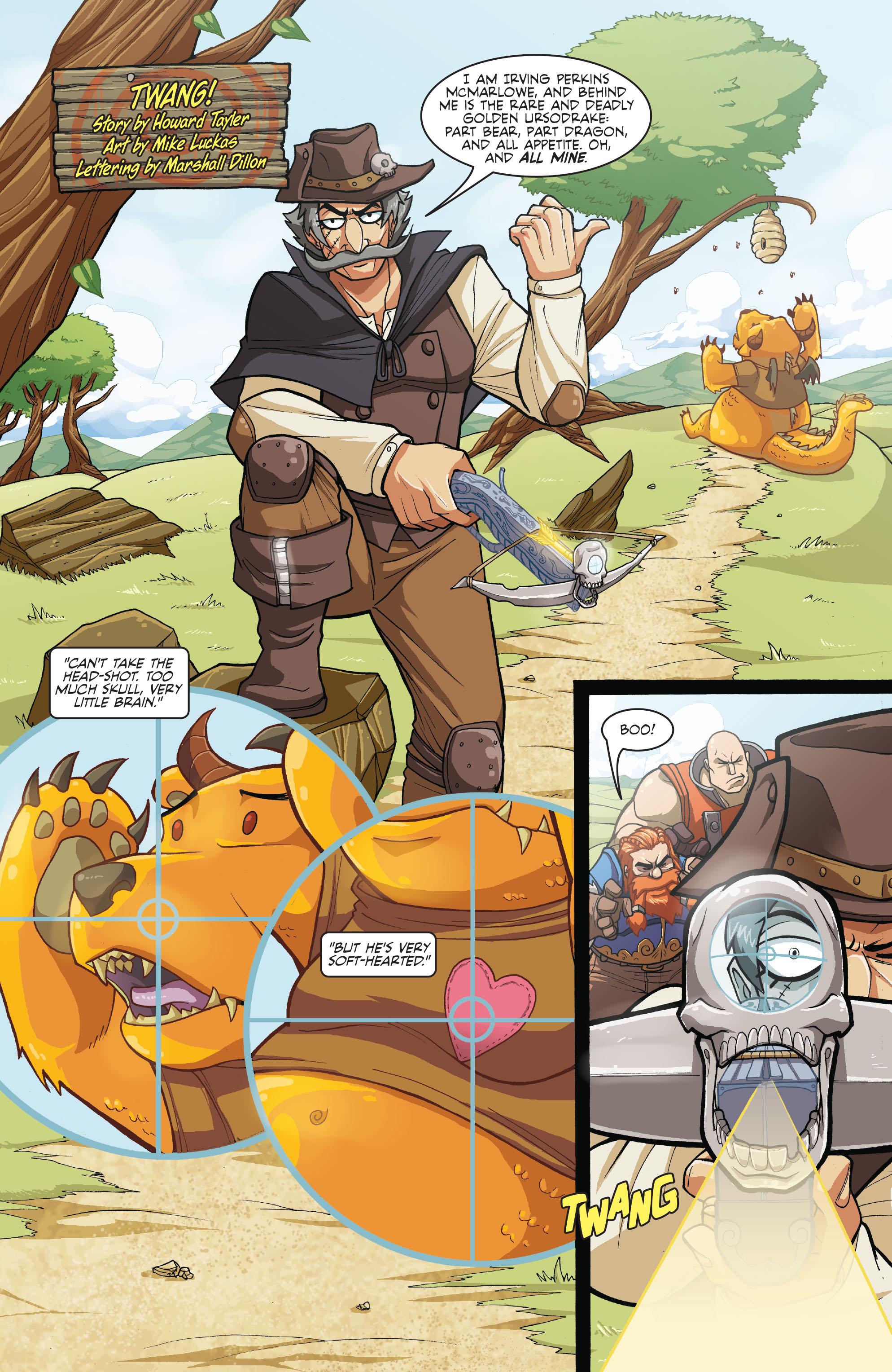 Read online Skullkickers comic -  Issue #12 - 15
