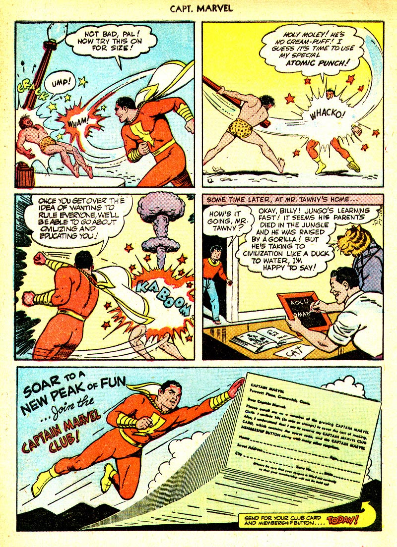 Captain Marvel Adventures issue 88 - Page 32