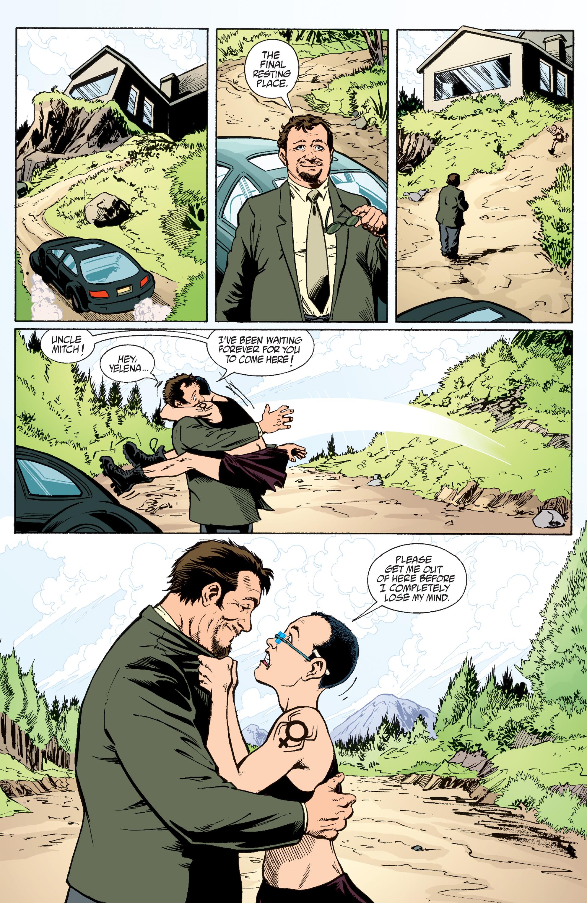 Read online Transmetropolitan comic -  Issue #60 - 6