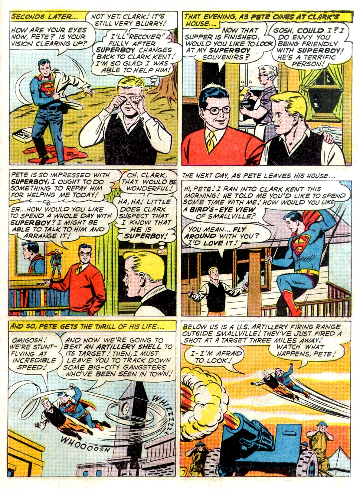 Read online Adventure Comics (1938) comic -  Issue #343 - 31