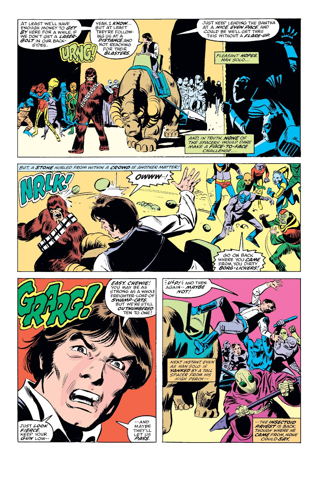 Read online Star Wars Legends: The Original Marvel Years - Epic Collection comic -  Issue # TPB 1 (Part 2) - 28