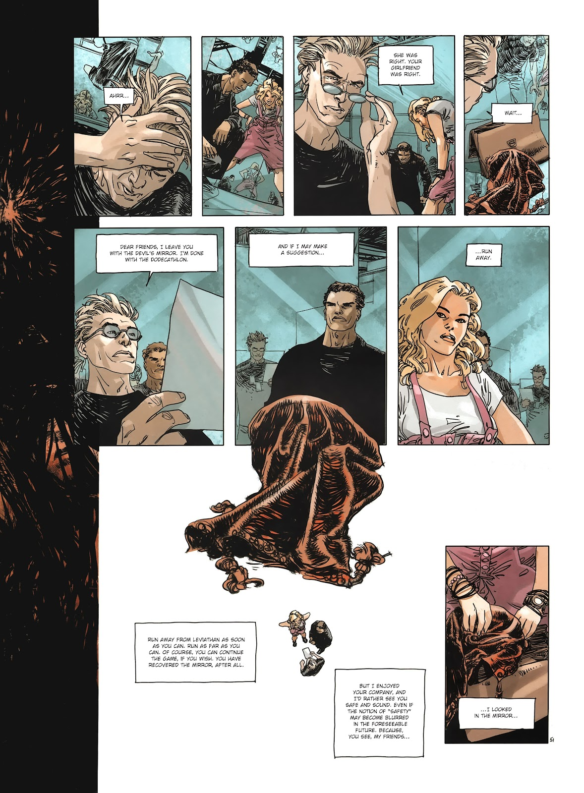 Read online Cutting Edge (2013) comic -  Issue #3 - 49