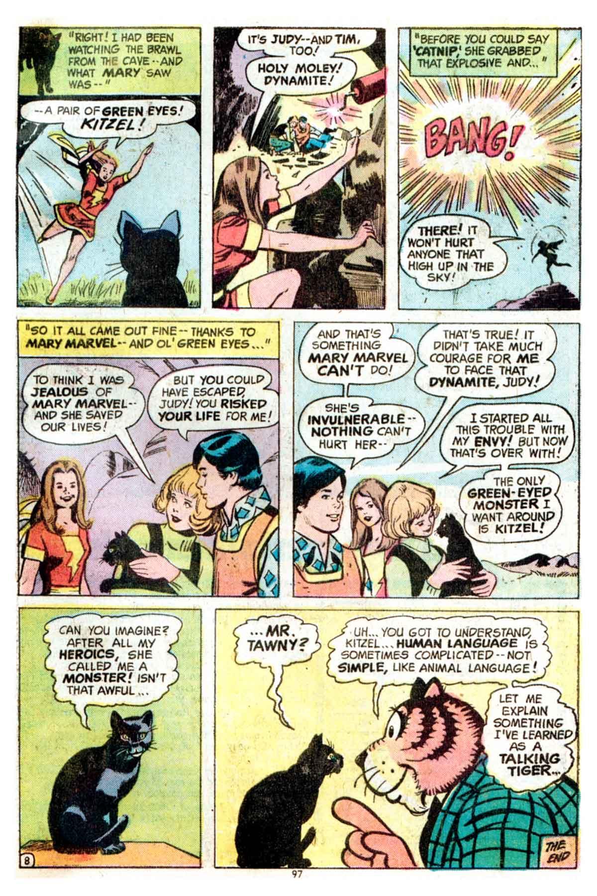 Read online Shazam! (1973) comic -  Issue #16 - 97