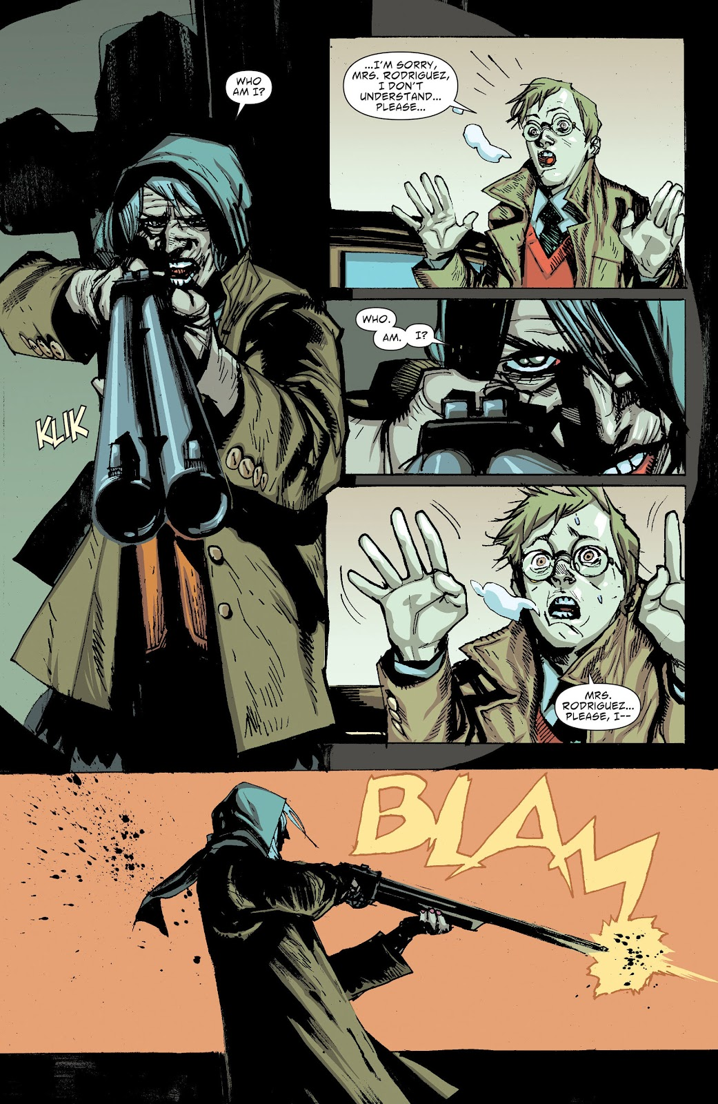 American Vampire issue 34 - Page 4