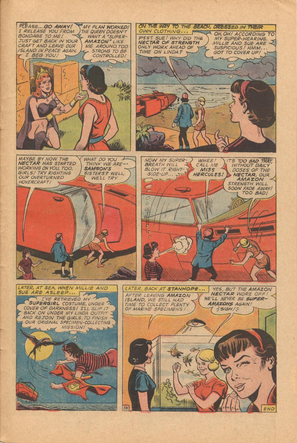Read online Action Comics (1938) comic -  Issue #342 - 30