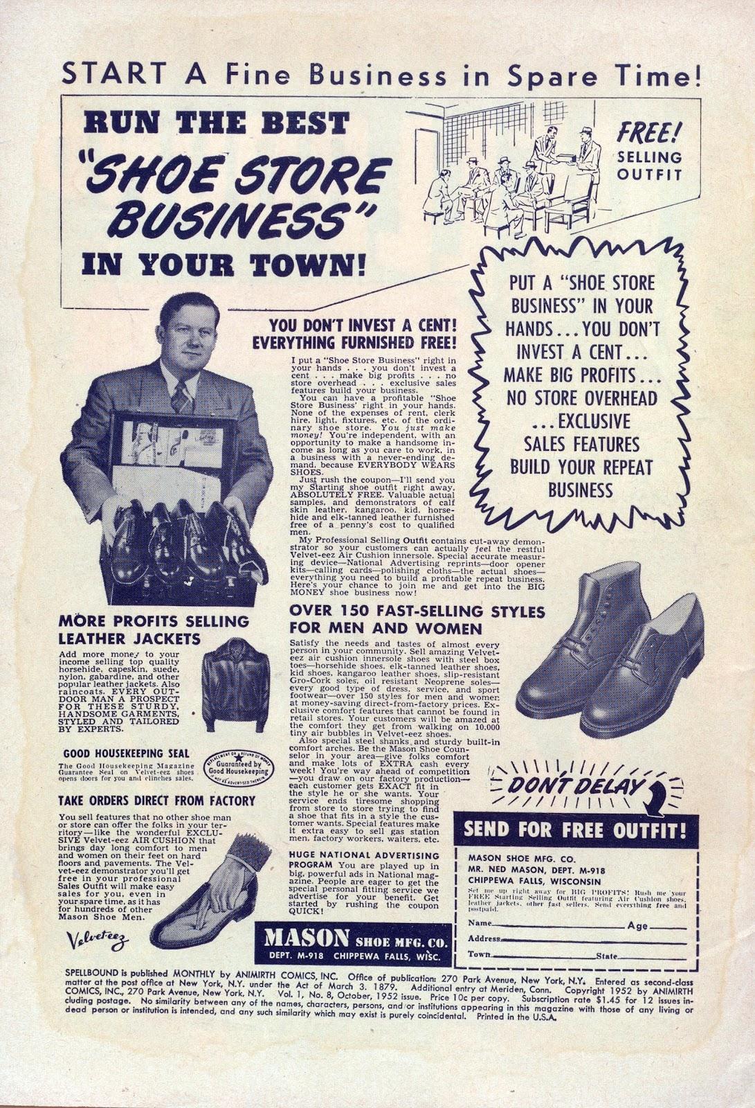 Spellbound (1952) issue 8 - Page 2