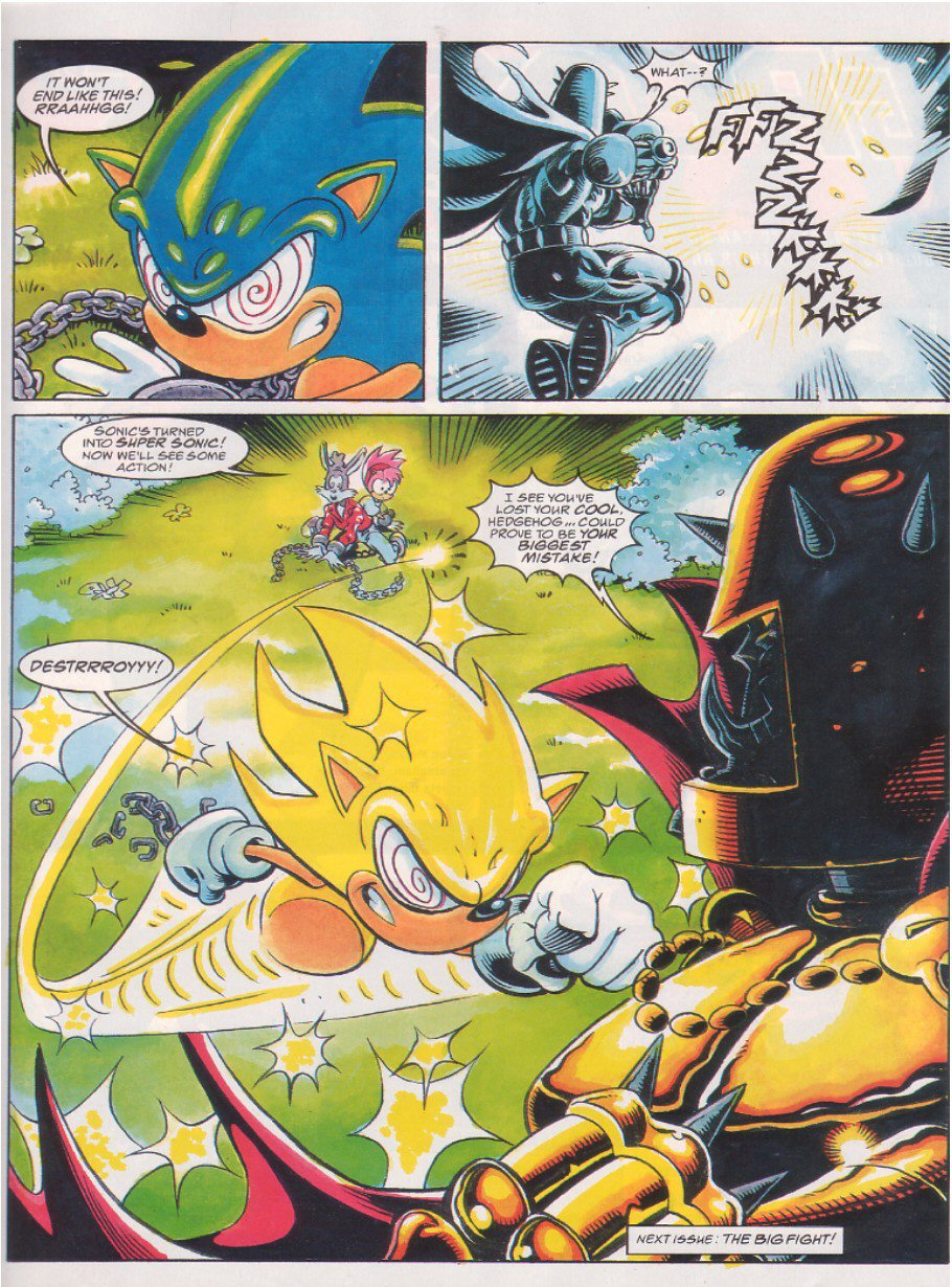 Read online Sonic the Comic comic -  Issue #65 - 9