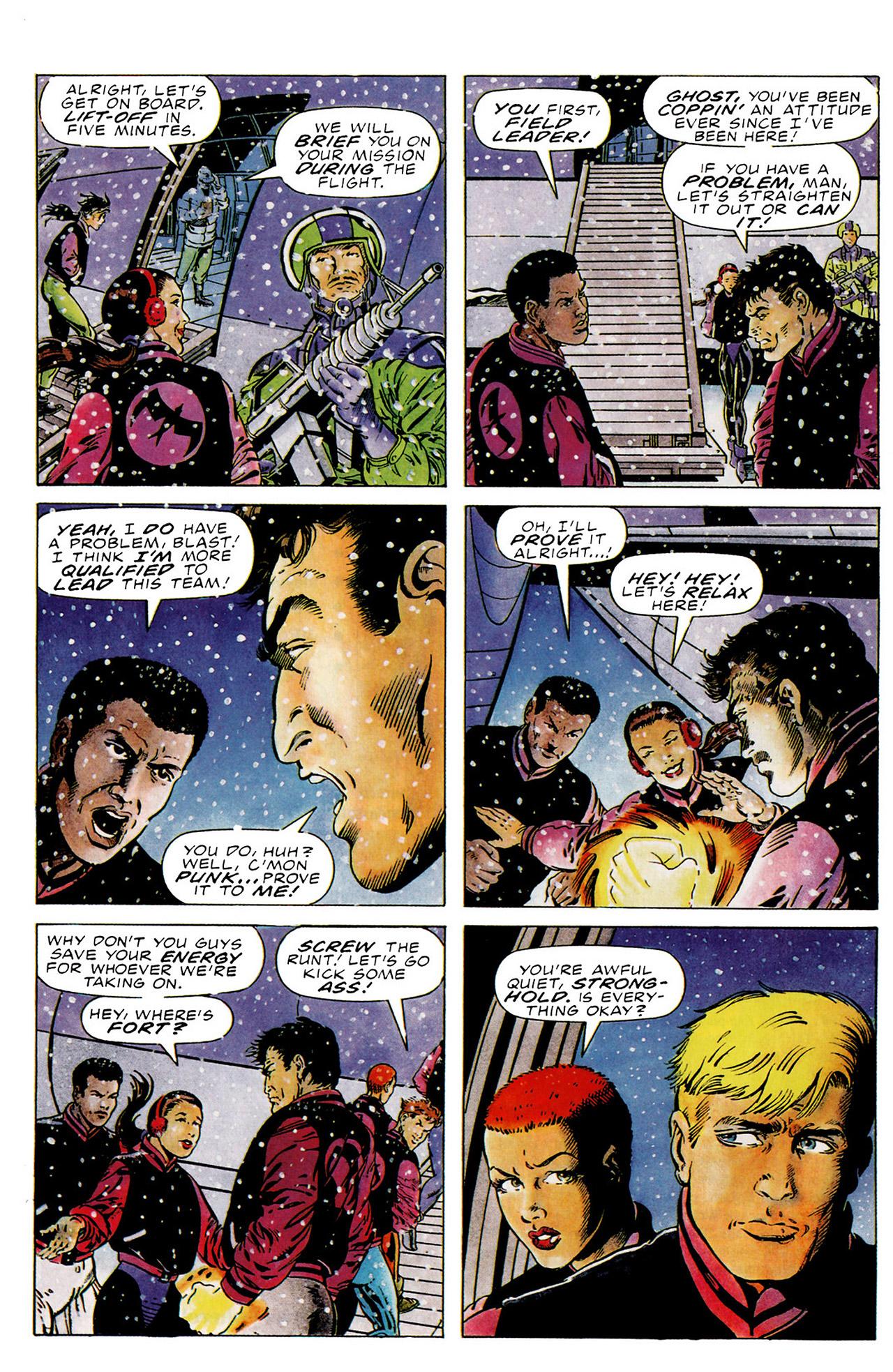 Read online Harbinger (1992) comic -  Issue #15 - 19