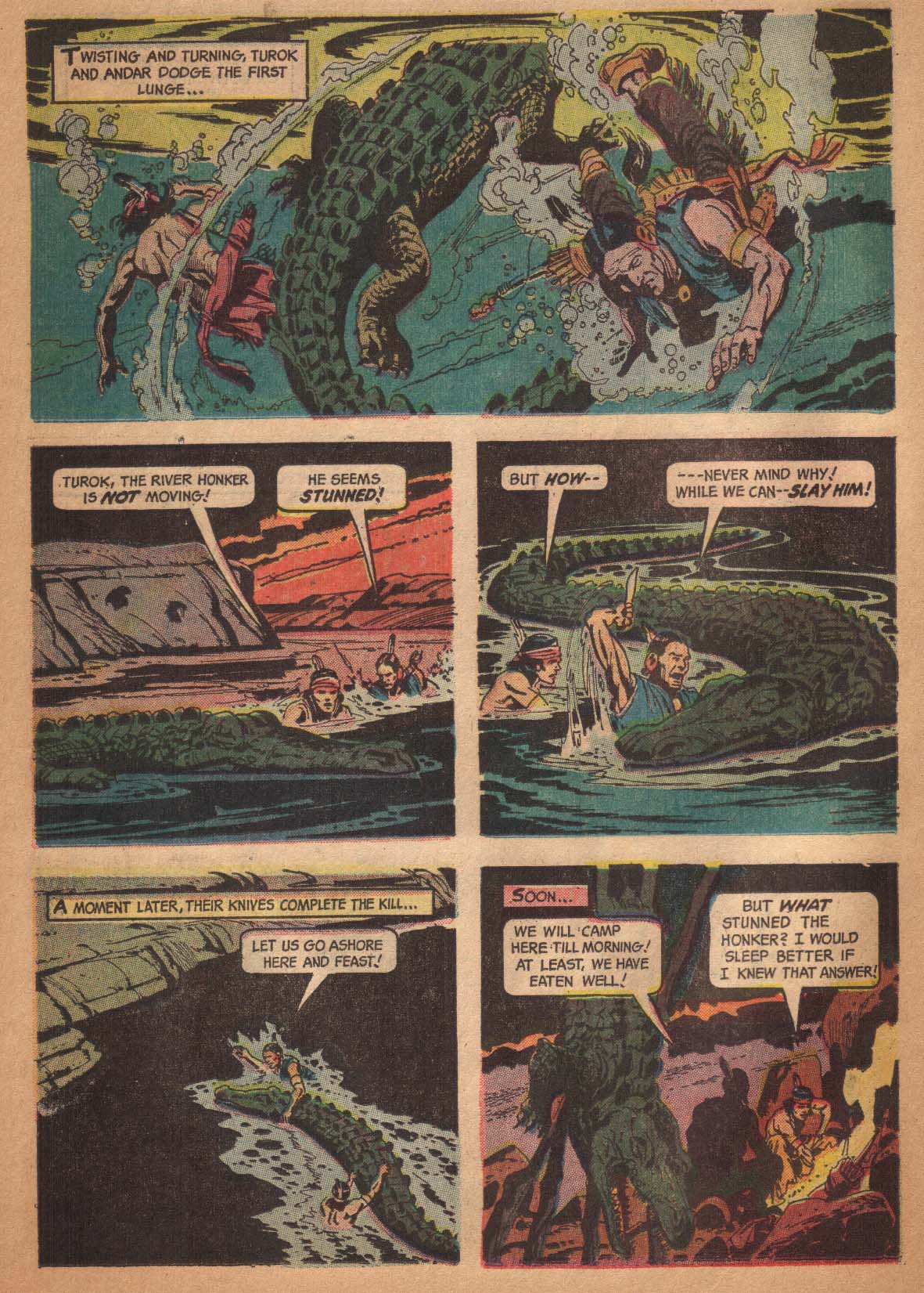 Read online Turok, Son of Stone comic -  Issue #47 - 26