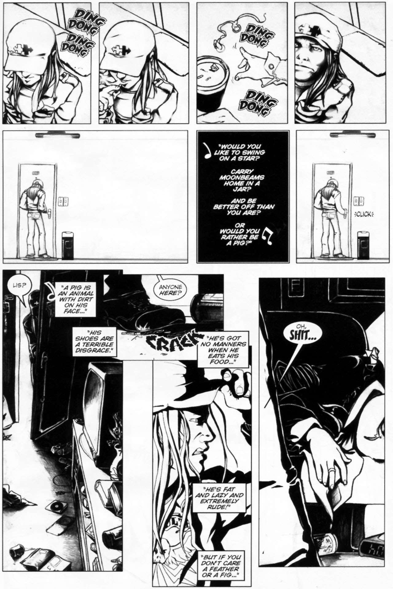 In Her Darkest Hour Full Page 2