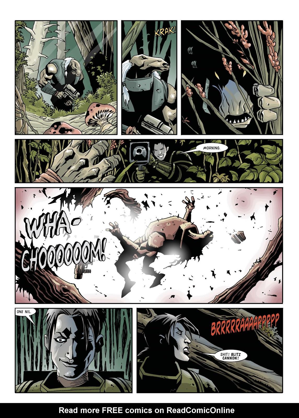 Judge Dredd Megazine (Vol. 5) Issue #381 #180 - English 110