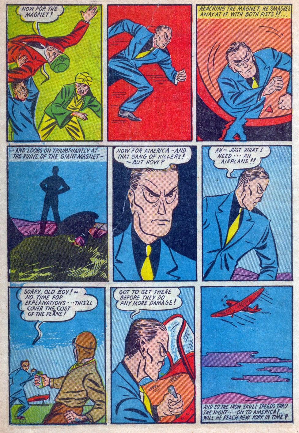 Read online Amazing Man Comics comic -  Issue #15 - 25