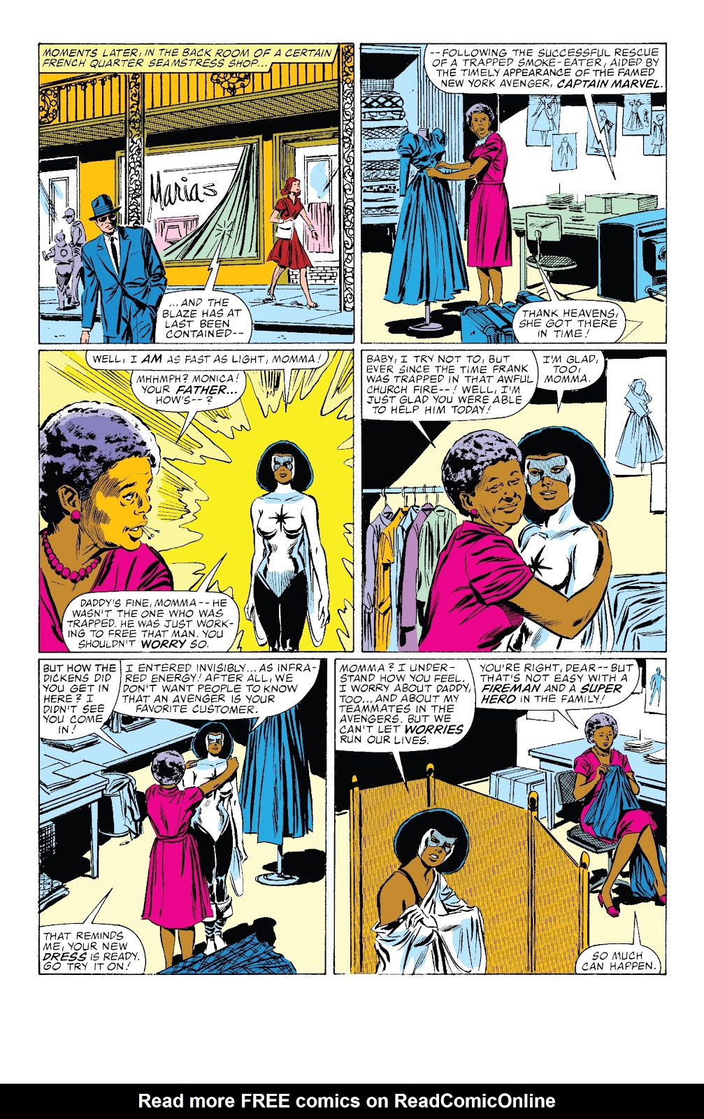 Read online Marvel Tales: Avengers comic -  Issue # Full - 62