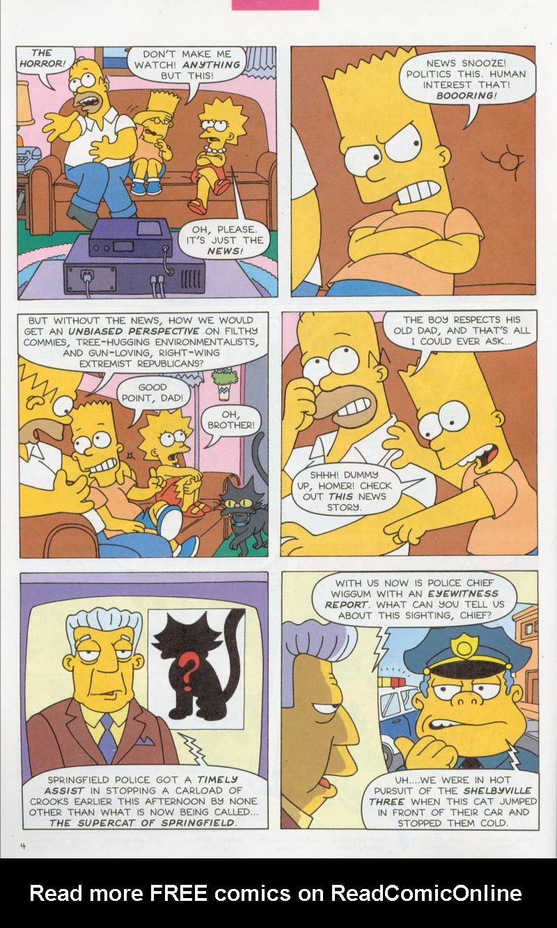Read online Simpsons Comics Presents Bart Simpson comic -  Issue #6 - 5