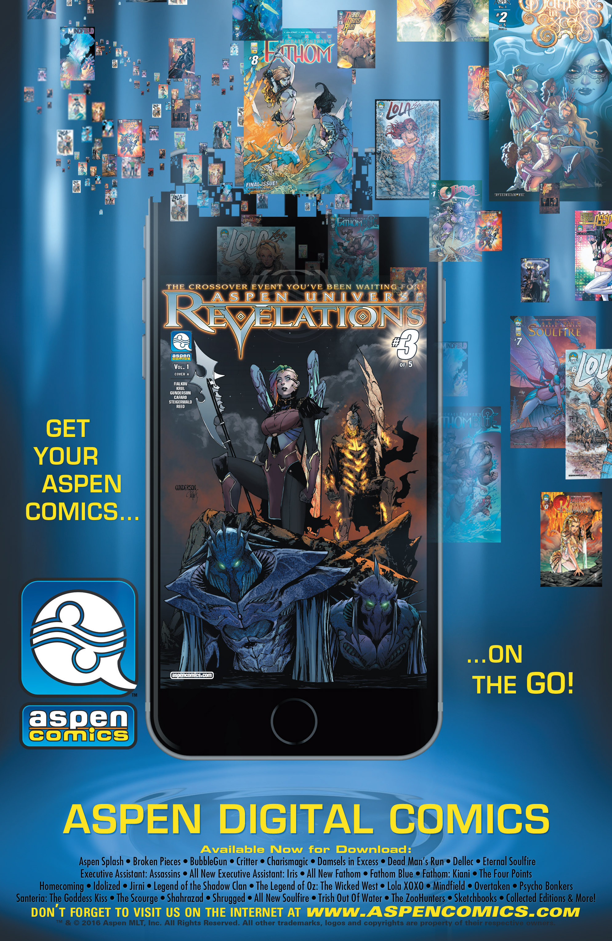 Read online Aspen Universe: Revelations comic -  Issue #3 - 25
