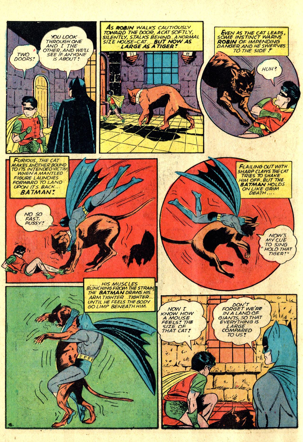 Read online Detective Comics (1937) comic -  Issue #44 - 8