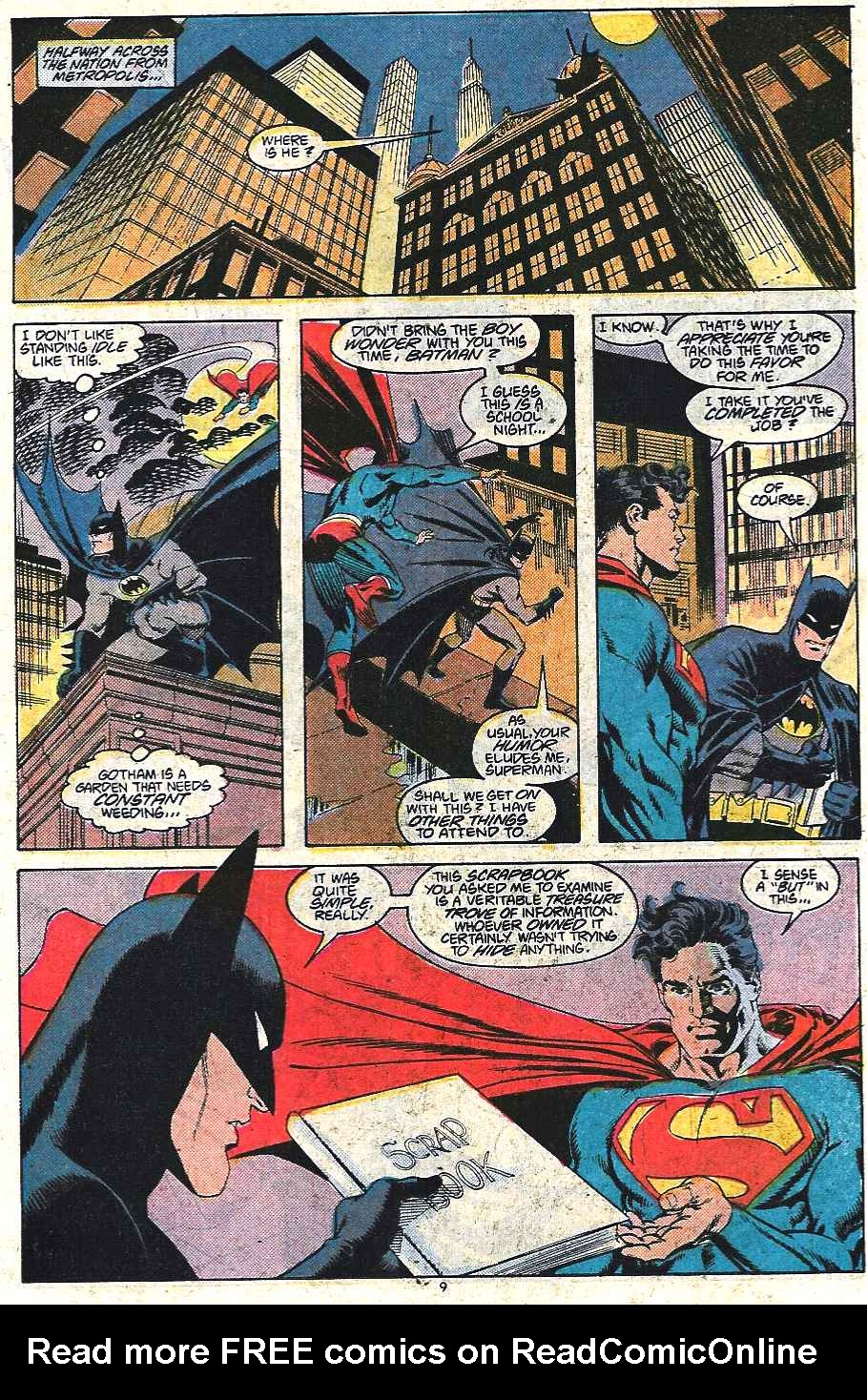 Read online Adventures of Superman (1987) comic -  Issue #440 - 10