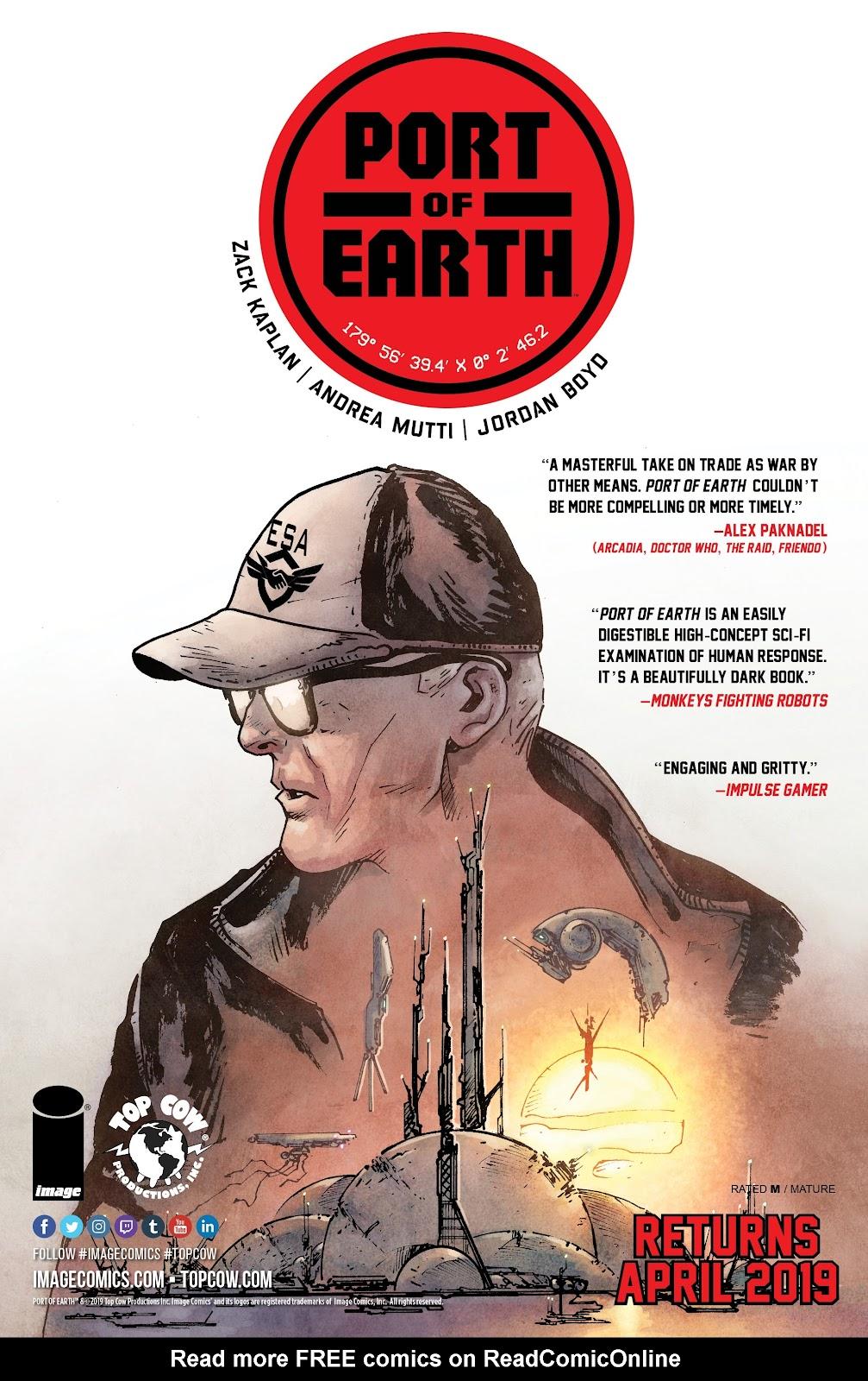 Read online Vindication comic -  Issue #2 - 32