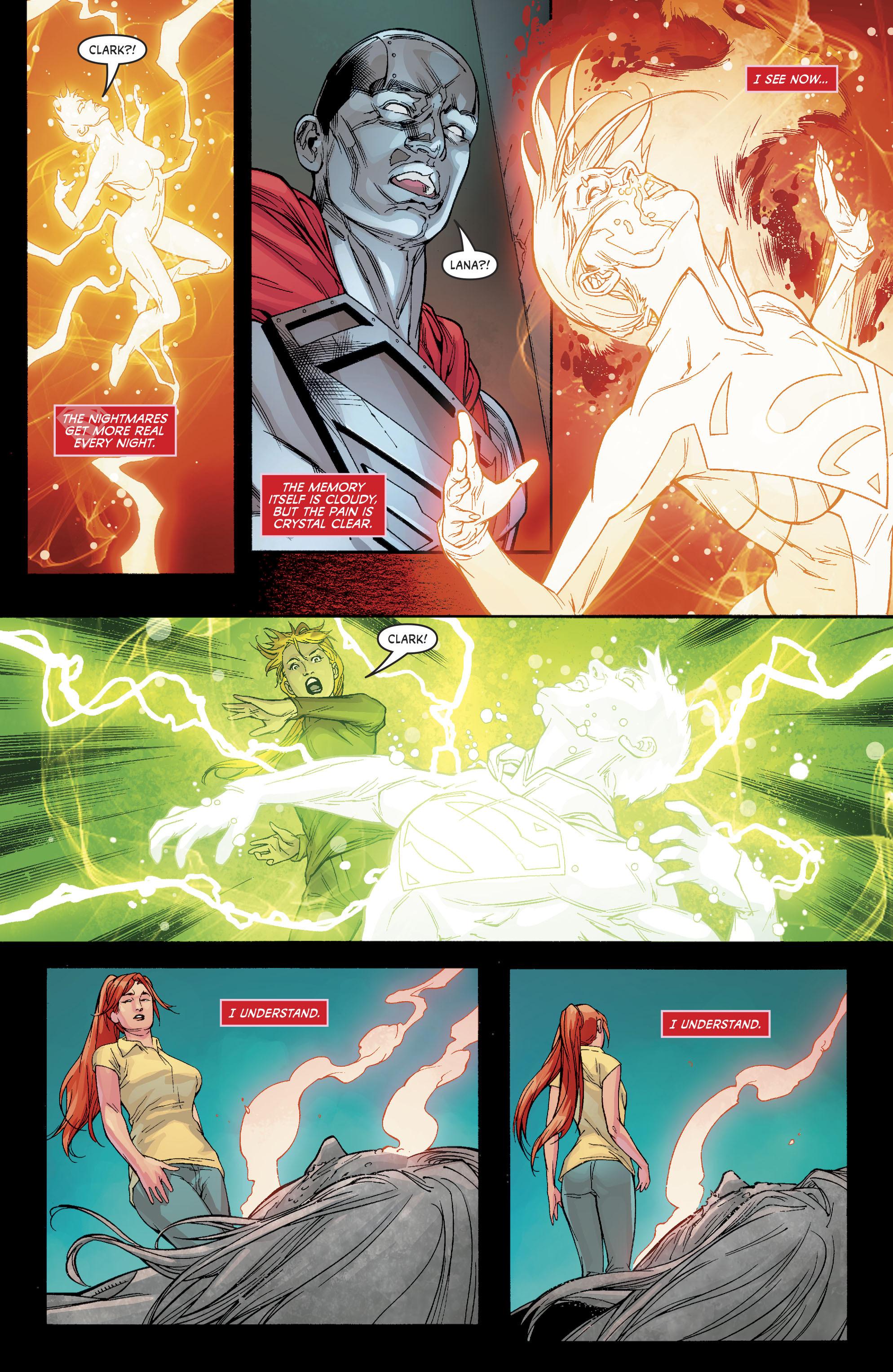 Read online Superwoman comic -  Issue #10 - 9