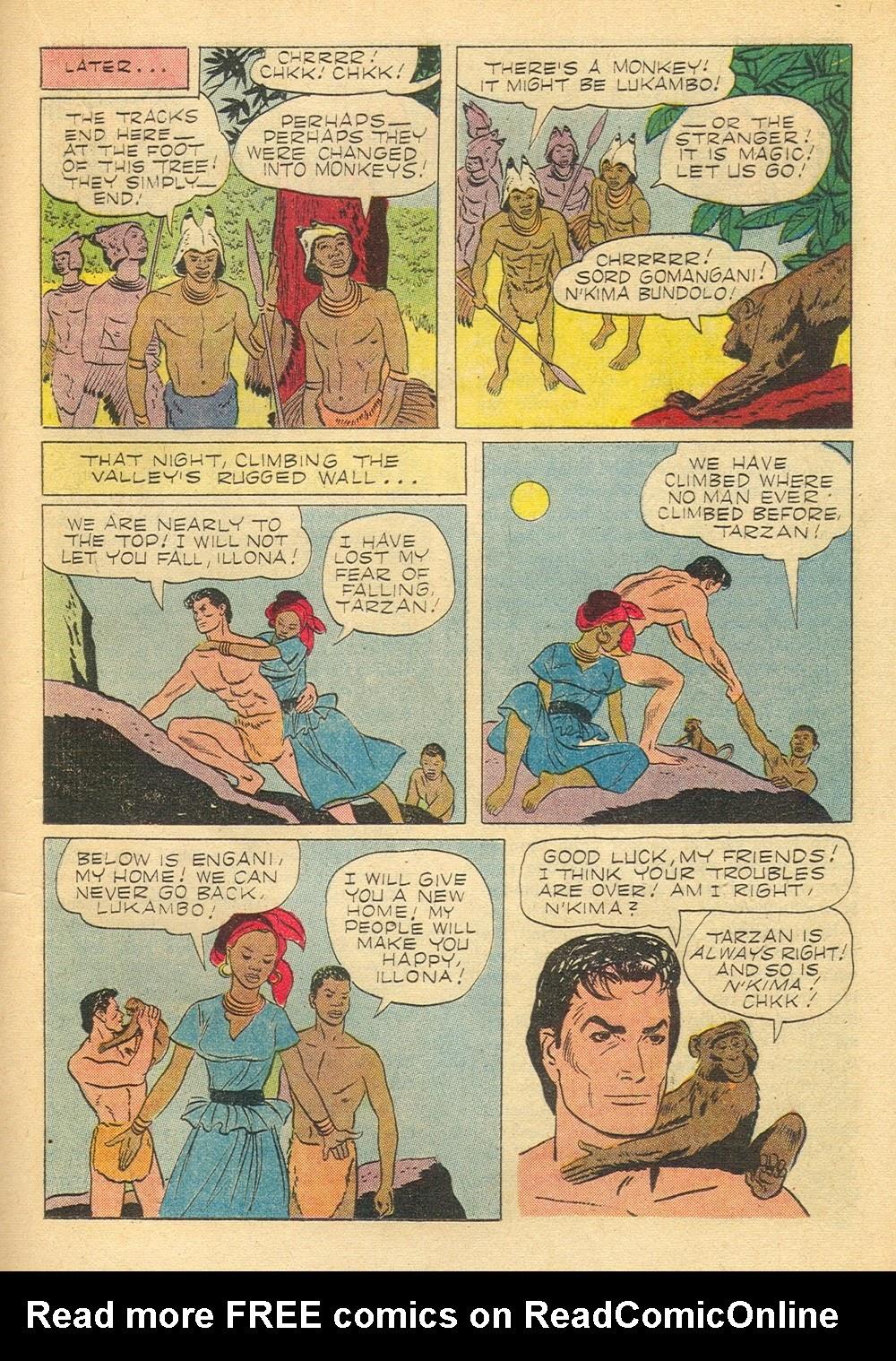 Tarzan (1948) issue 75 - Page 17