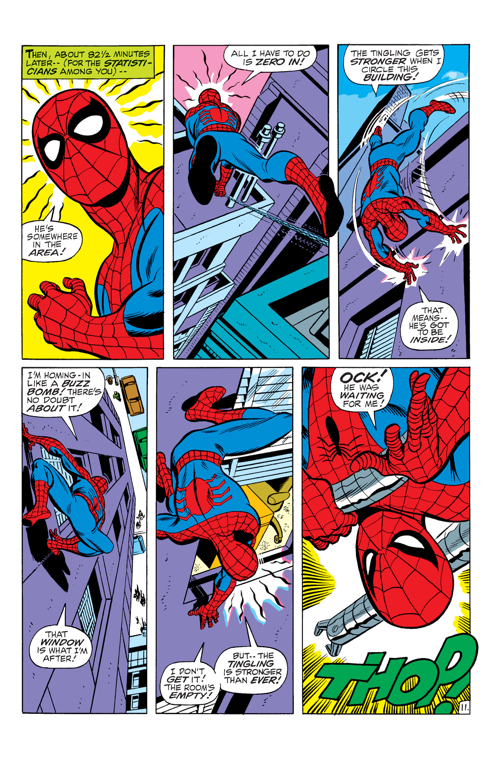 The Amazing Spider-Man (1963) 90 Page 11