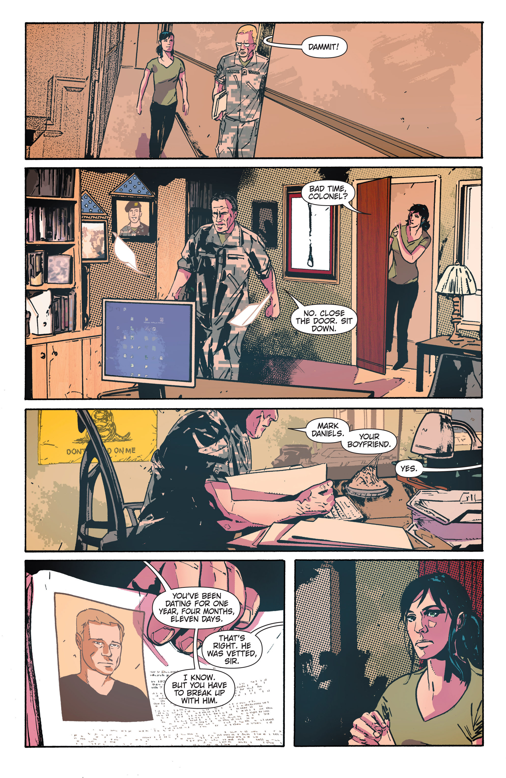 Read online The Activity comic -  Issue #7 - 13