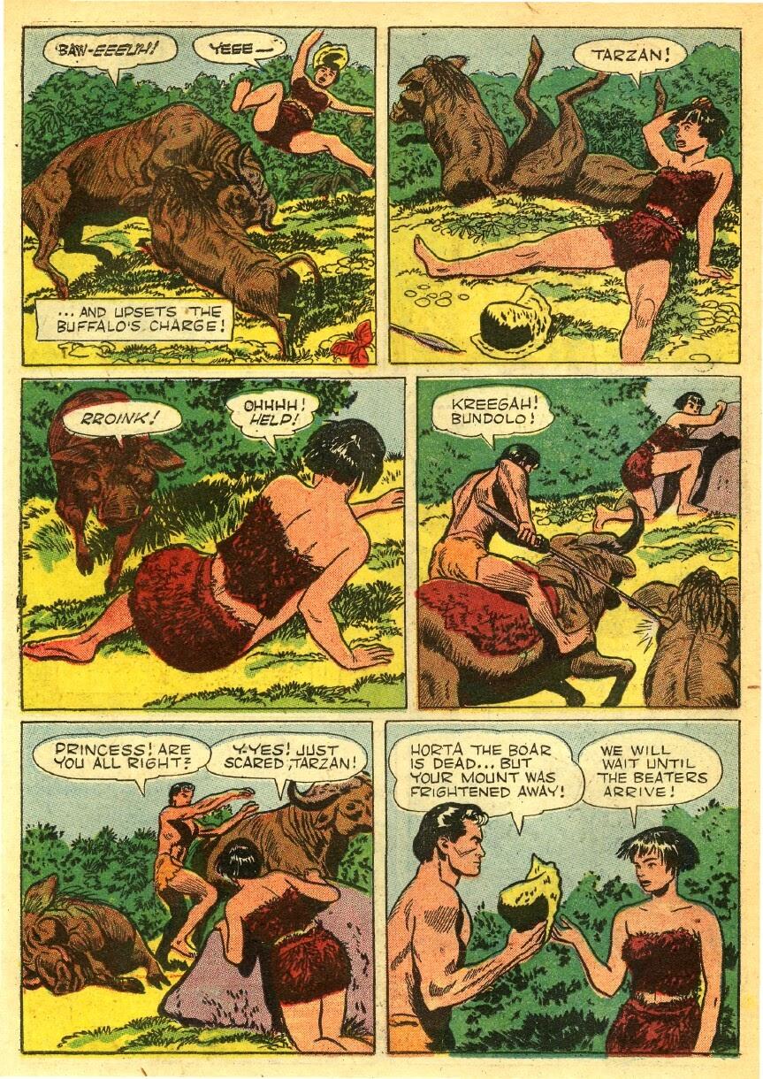 Tarzan (1948) issue 56 - Page 30