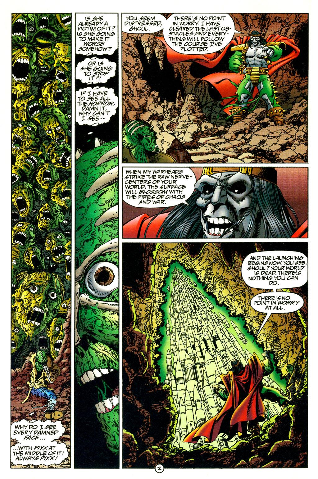 Read online UltraForce (1994) comic -  Issue #5 - 3