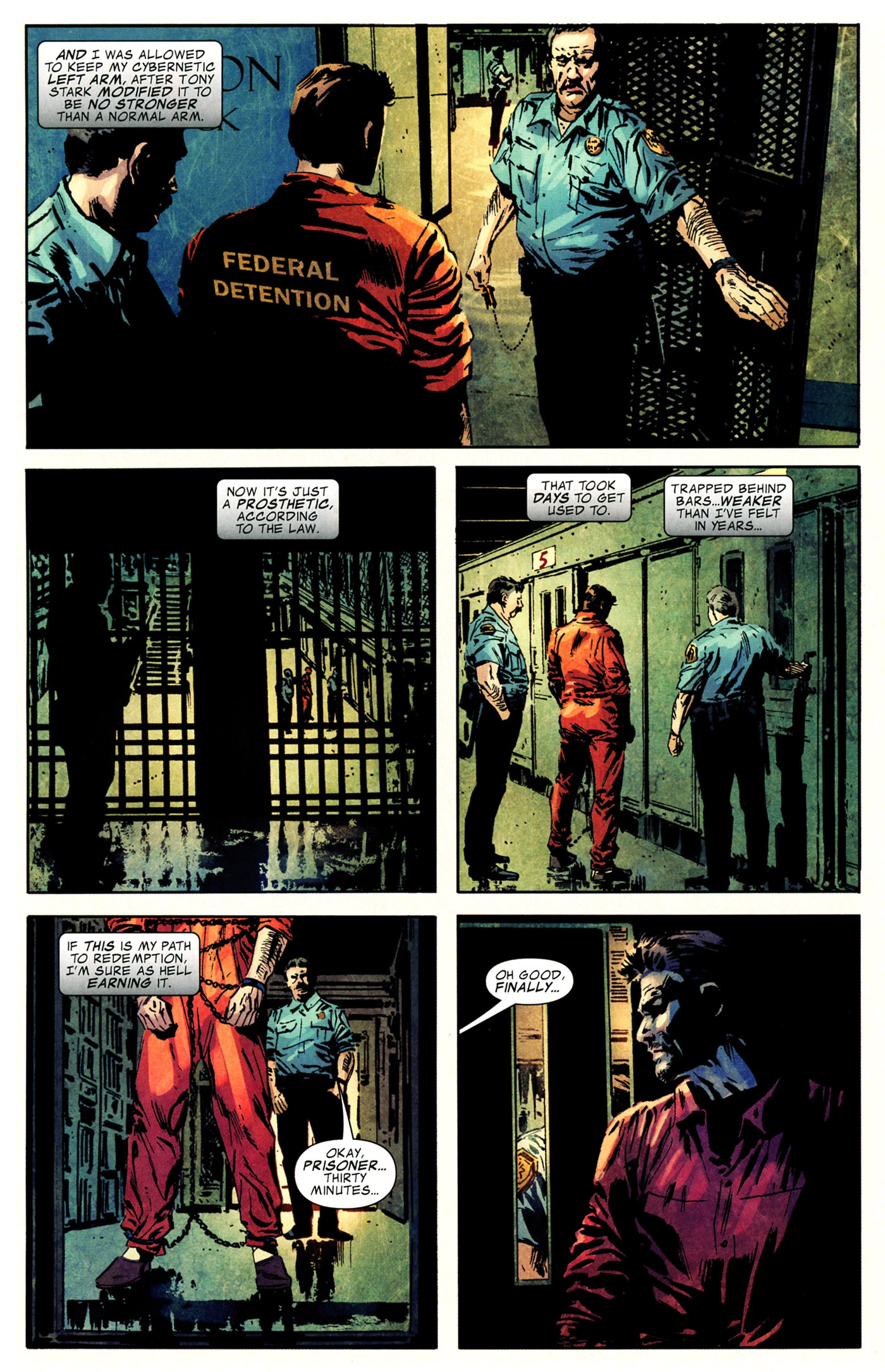 Captain America (1968) 612 Page 4