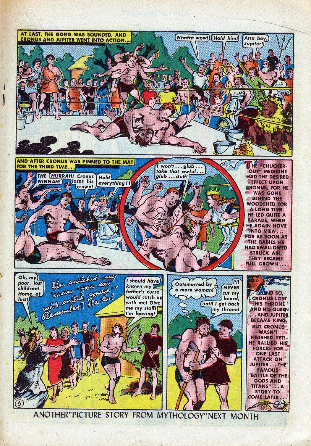 Read online Sensation (Mystery) Comics comic -  Issue #46 - 27
