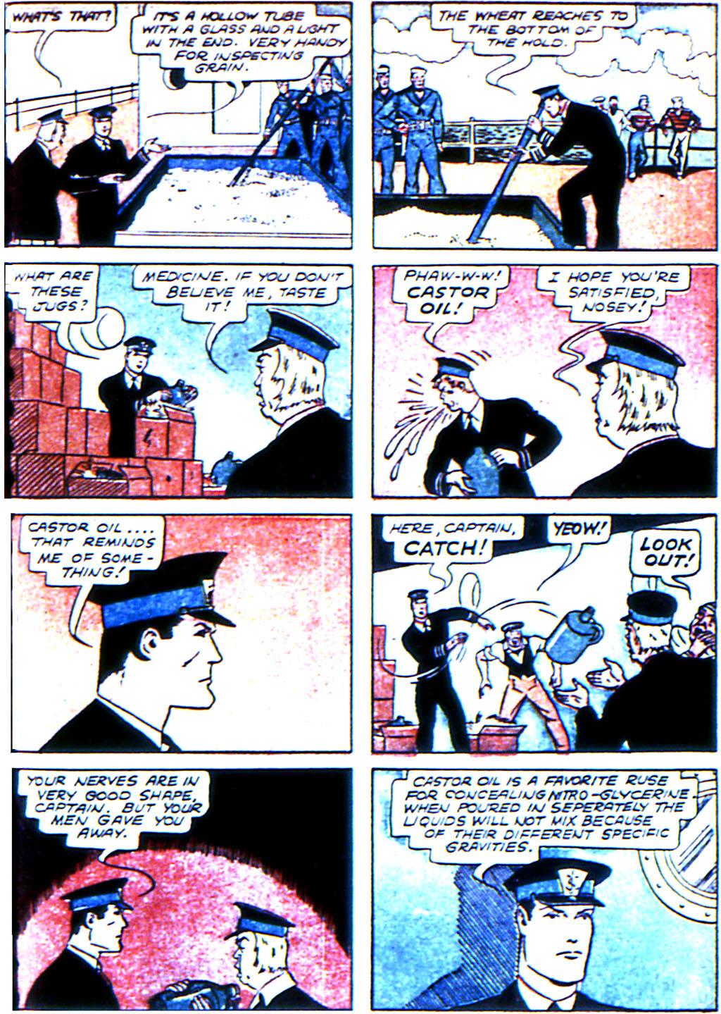 Read online Adventure Comics (1938) comic -  Issue #45 - 55