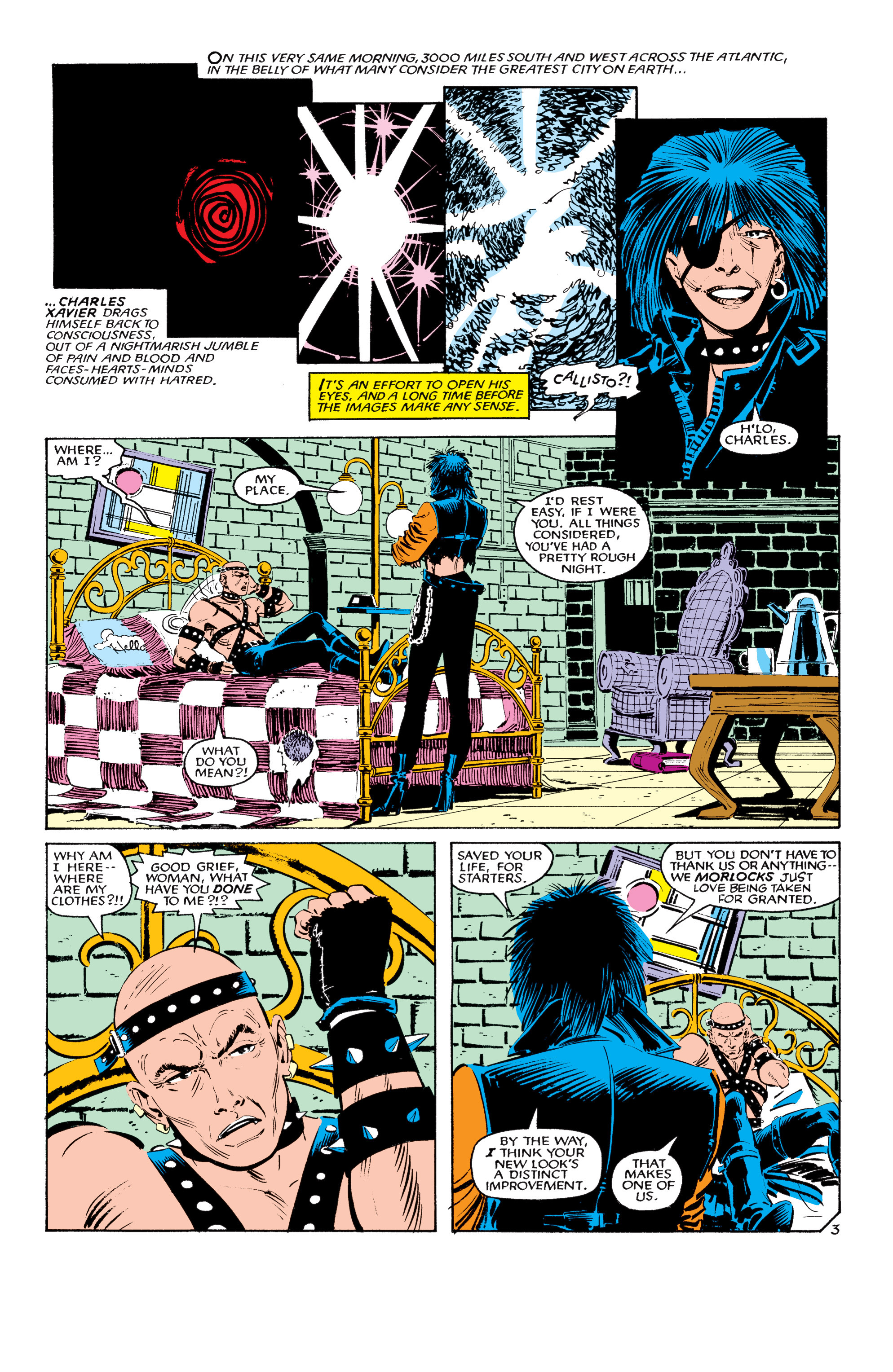 Read online Uncanny X-Men (1963) comic -  Issue #193 - 4