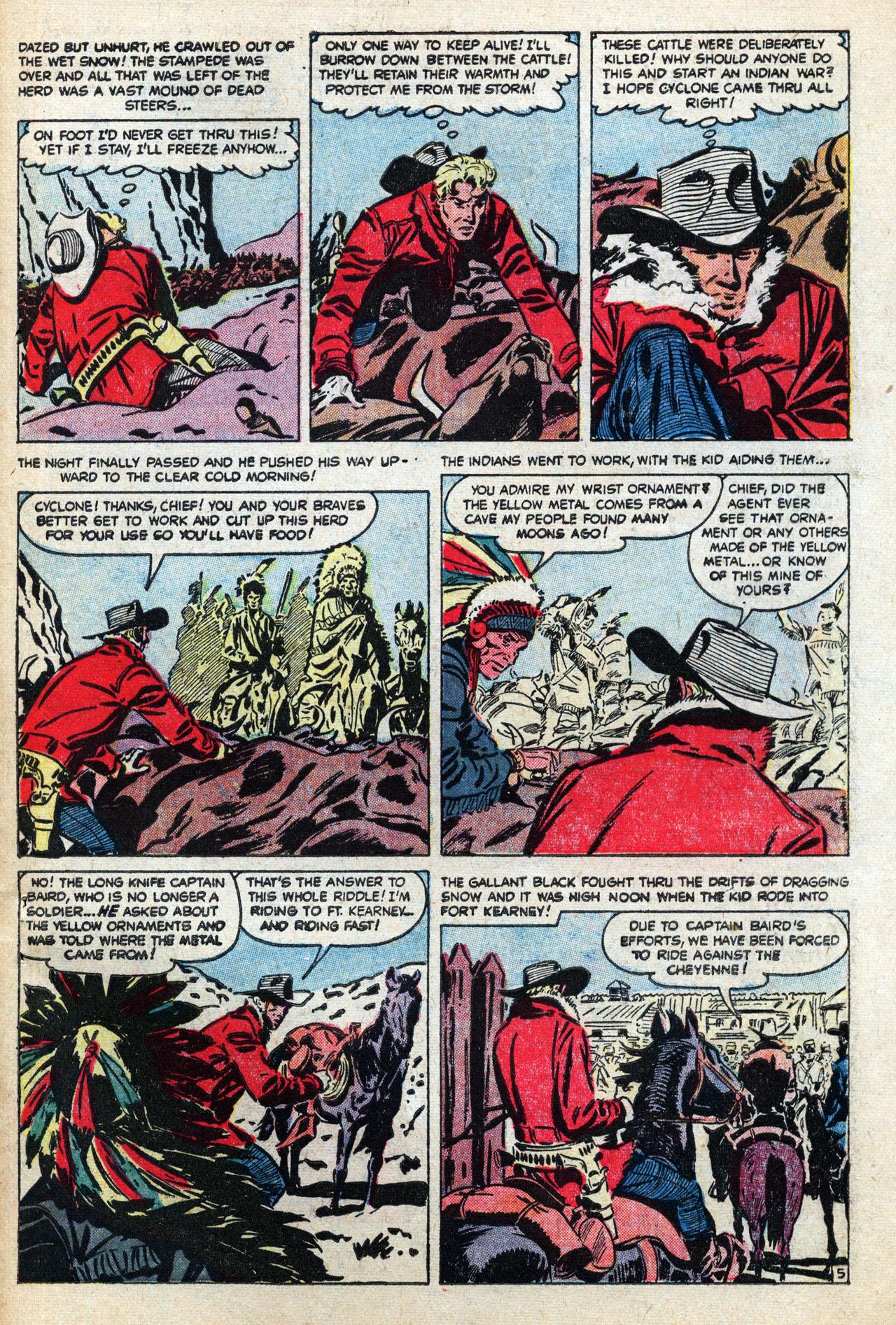 Read online Two-Gun Kid comic -  Issue #27 - 31