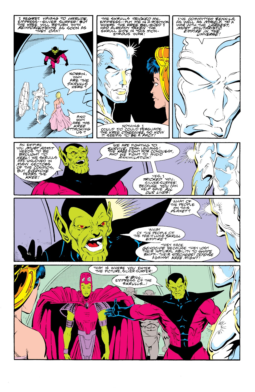 Read online Secret Invasion: Rise of the Skrulls comic -  Issue # TPB (Part 2) - 97