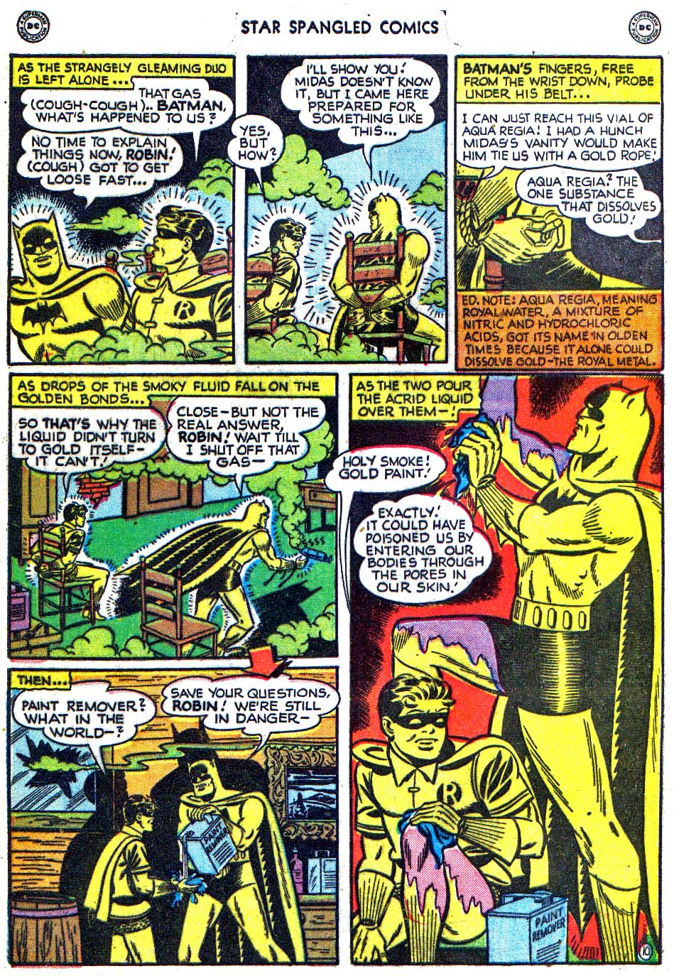 Star Spangled Comics (1941) issue 95 - Page 12